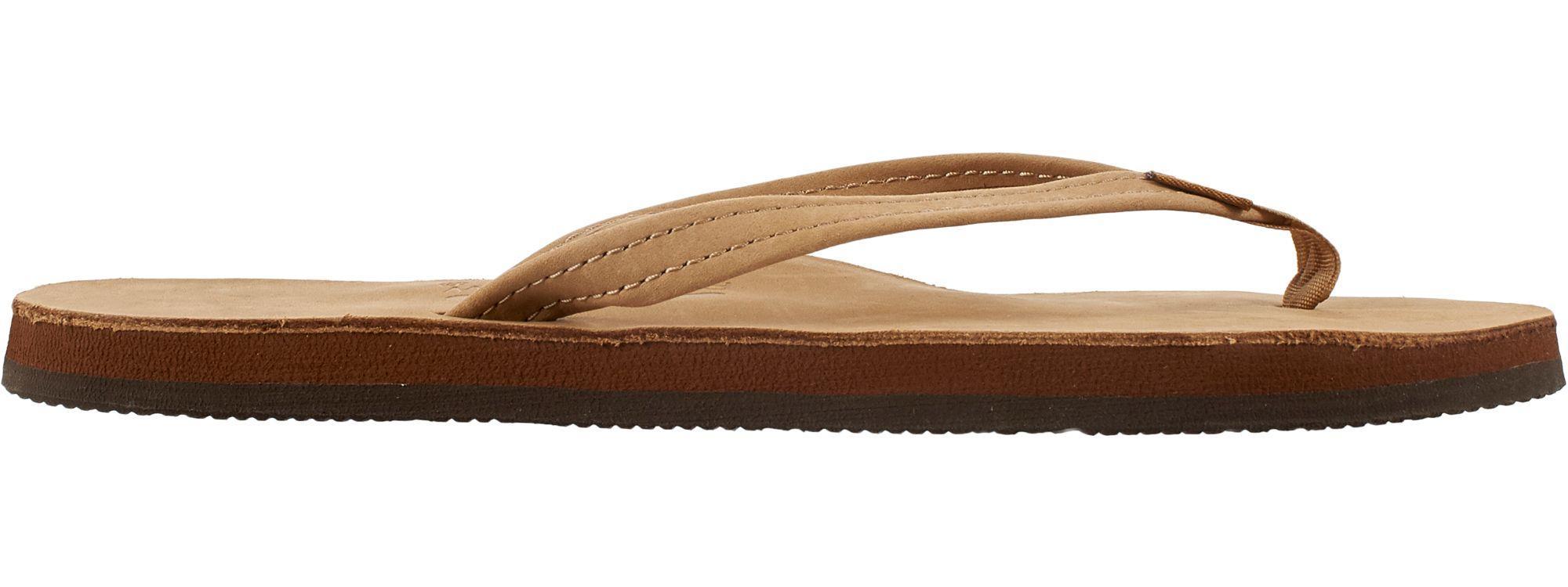 7e8717f5a Lyst - Rainbow Sandals Narrow 301 Flip Flops in Brown