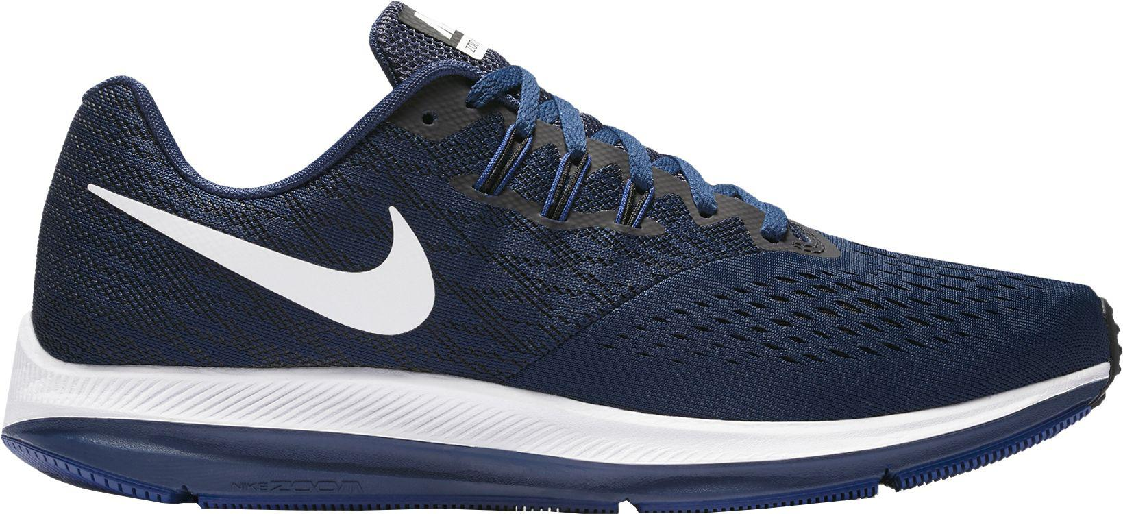 Nike | Blue Air Zoom Winflo 4 Running Shoes for Men | Lyst