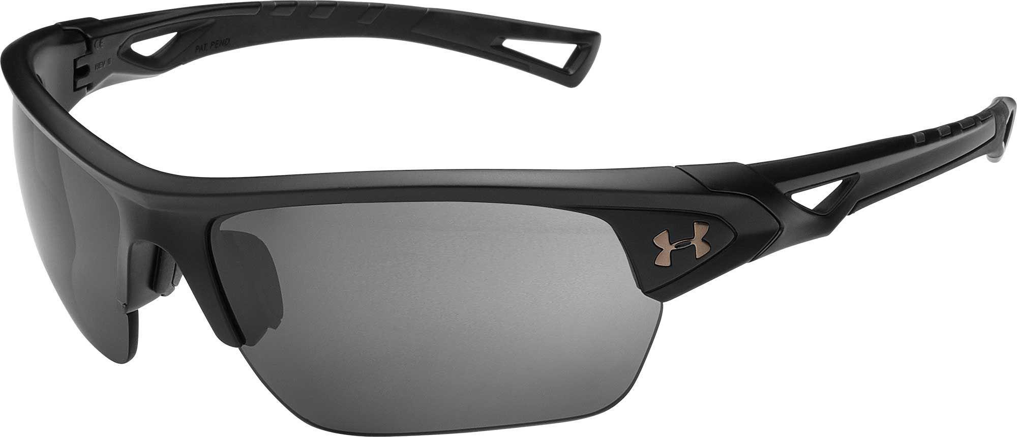 9f3af746d62 Lyst - Under Armour Octane Running Polarized Sunglasses in Black for Men