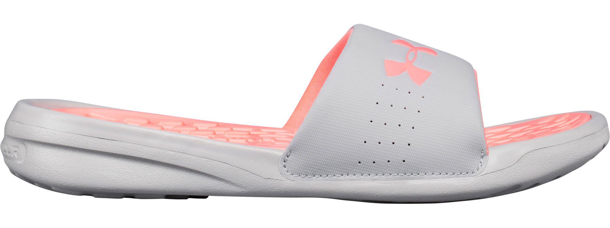 Under Armour® Debut Fix Slide Sandal VD6jV1Y