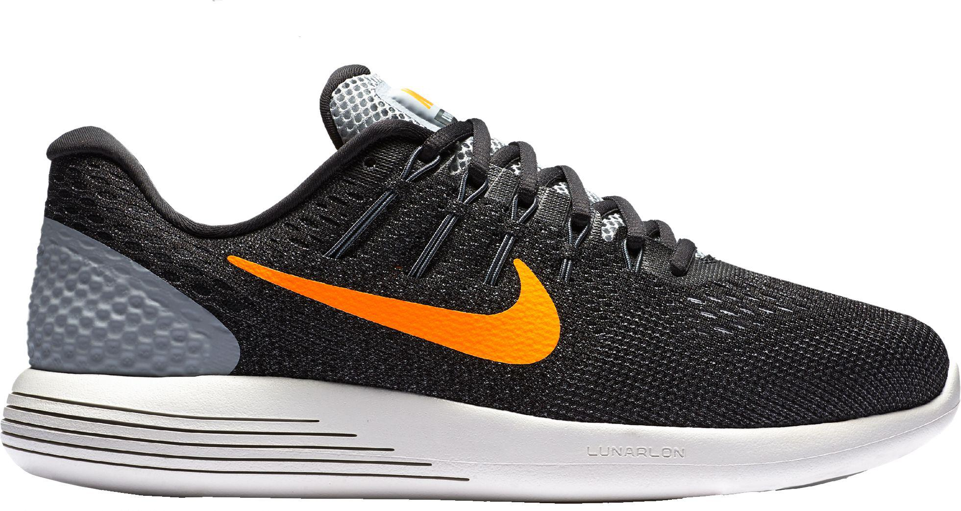 4463db091c2 Lyst - Nike Lunarglide 8 Running Shoes in Gray for Men