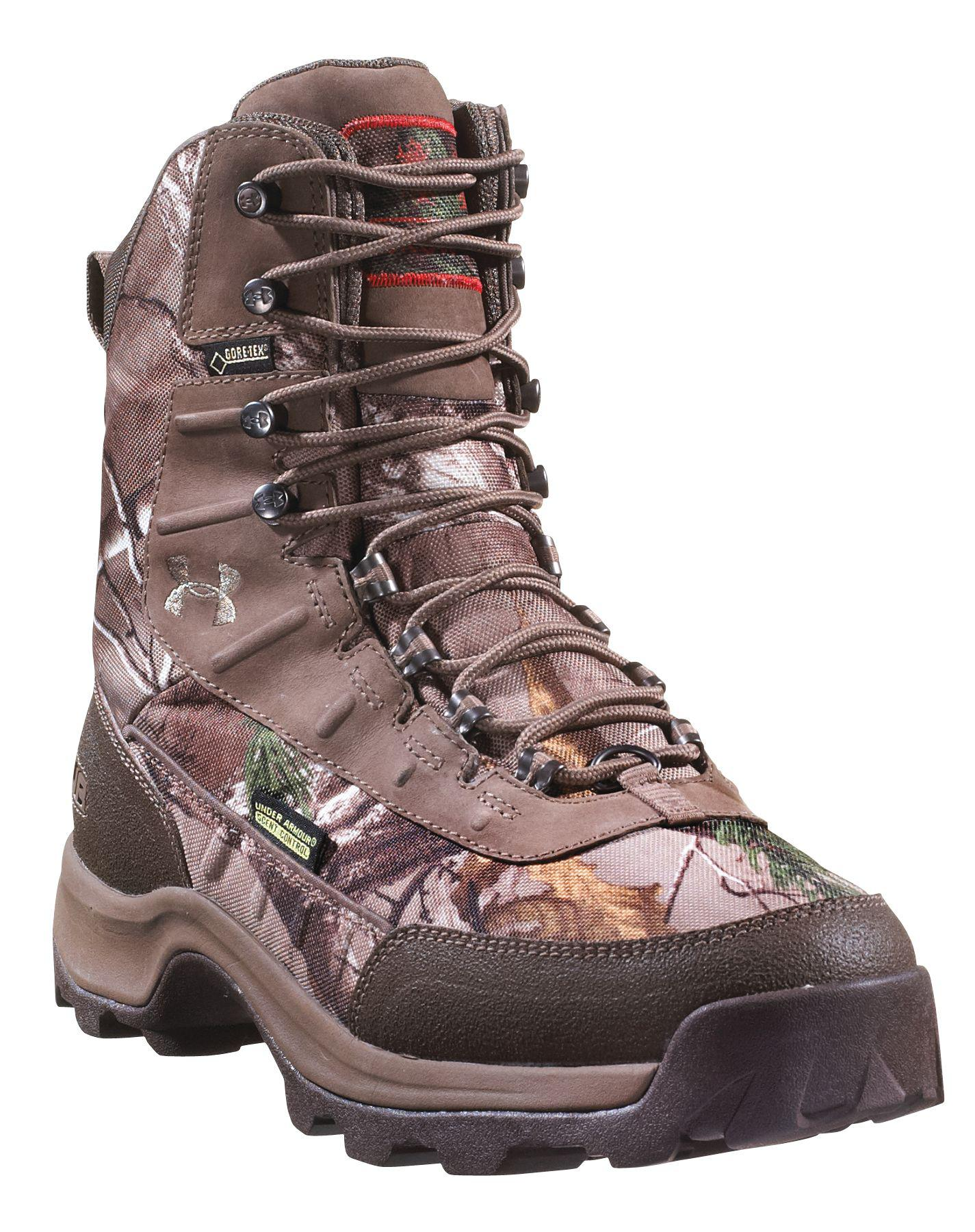 7300a046425 Under Armour Row Tine Gore-tex 800g Hunting Boots in Brown for Men ...
