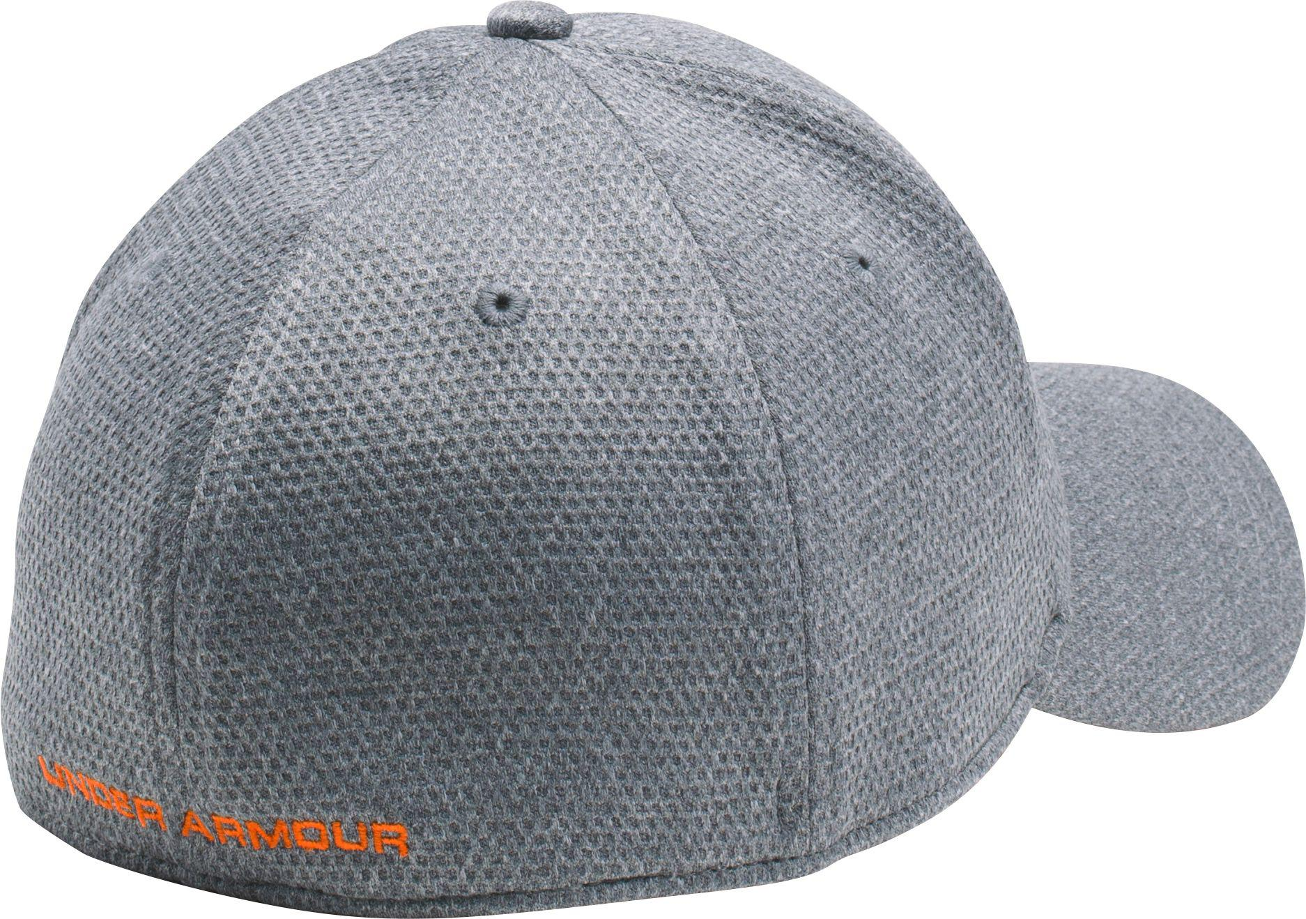 e6393ccbcd8 Lyst - Under Armour Heathered Blitzing Running Hat in Gray for Men