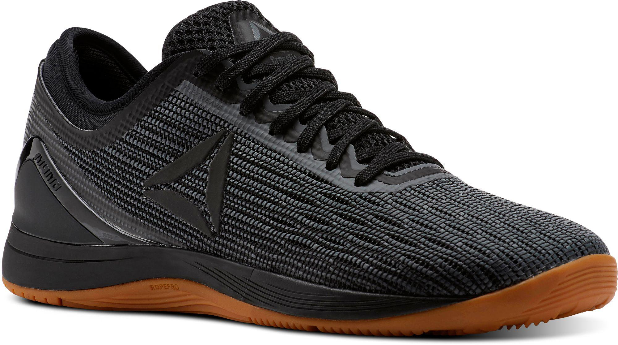 9a6cd7572cf213 Lyst - Reebok Crossfit Nano 8 Flexweave Shoes in Black