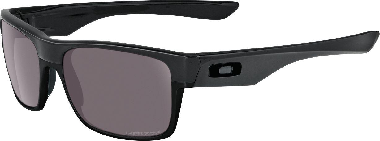 fa4c01cbb7945 ... reduced oakley. mens black prizm daily polarized twoface covert  sunglasses a6da1 7cb2f
