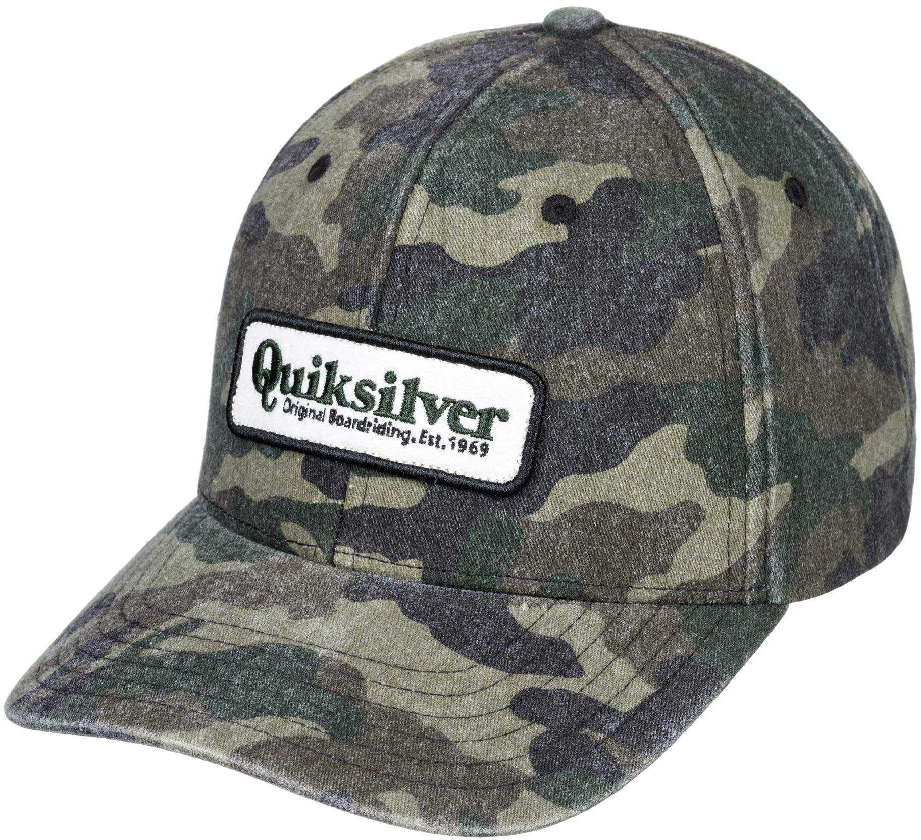 100% authentic 9f258 be2e5 ... reduced quiksilver multicolor ullish snapback hat for men lyst. view  fullscreen e004d 1cd64