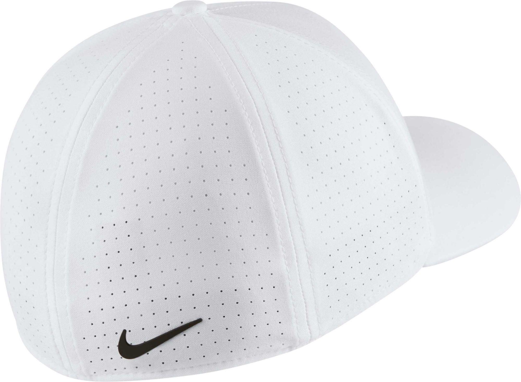 Nike - White Aerobill Tw Classic99 Golf Hat for Men - Lyst. View fullscreen 669aae2adaa4