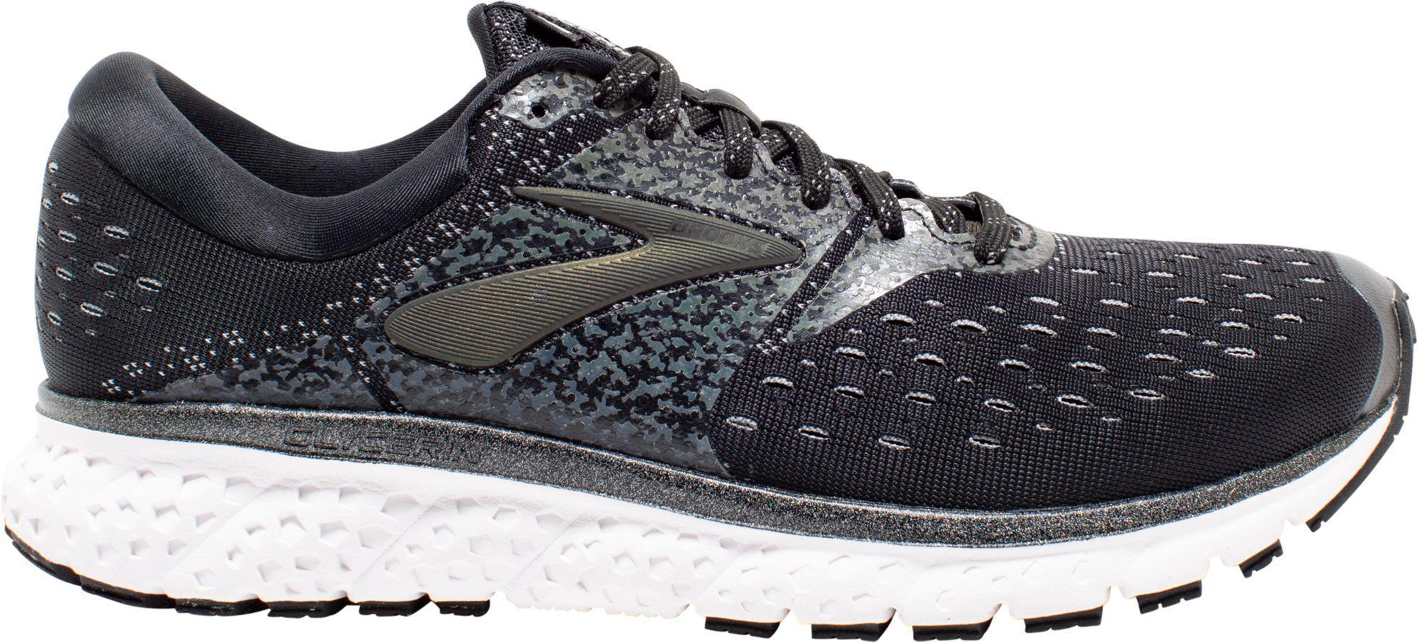 1ba578d450e Lyst - Brooks Glycerin 16 Reflective Running Shoes in Black for Men