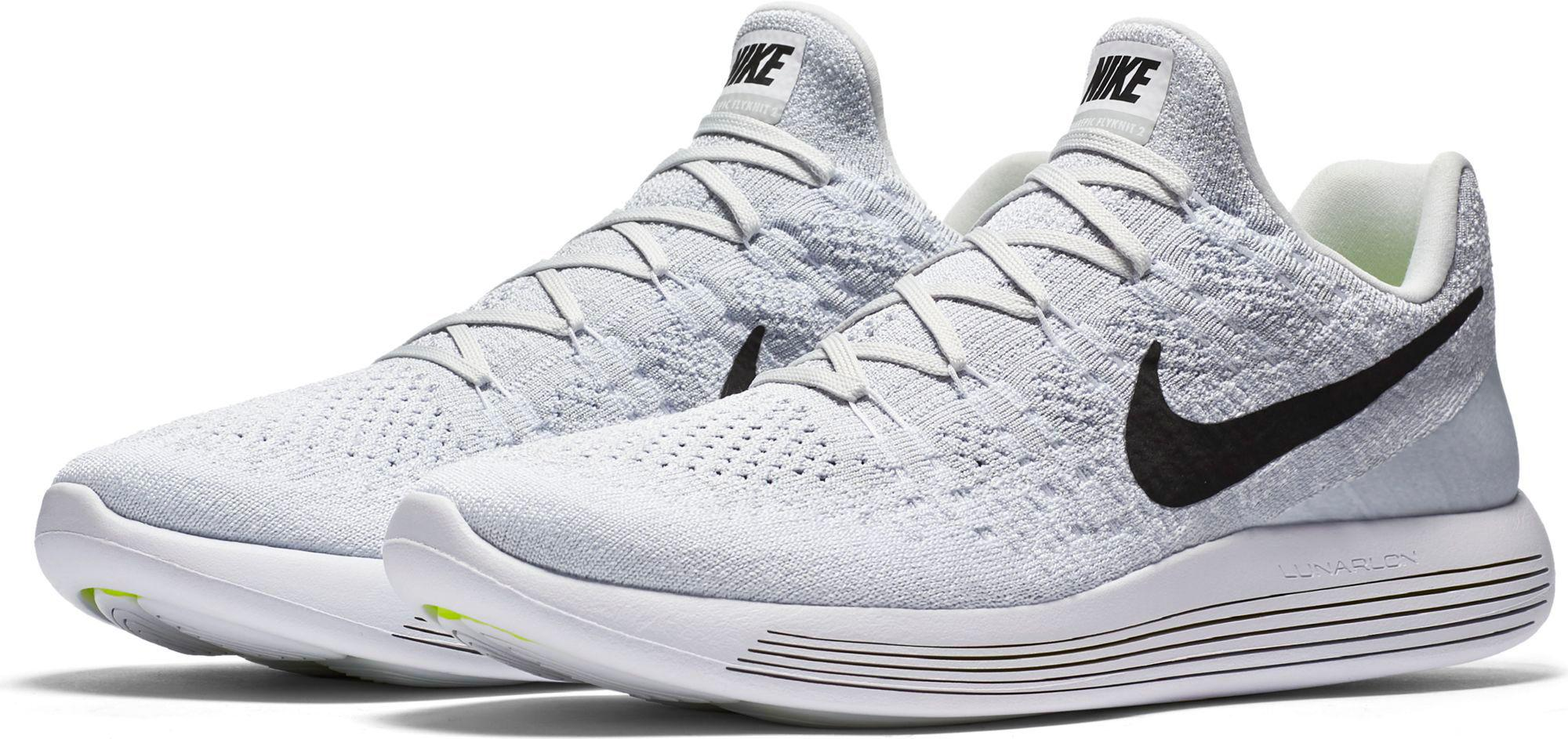 35265cc543b1 Lyst - Nike Lunarepic Low Flyknit 2 Running Shoes in White for Men