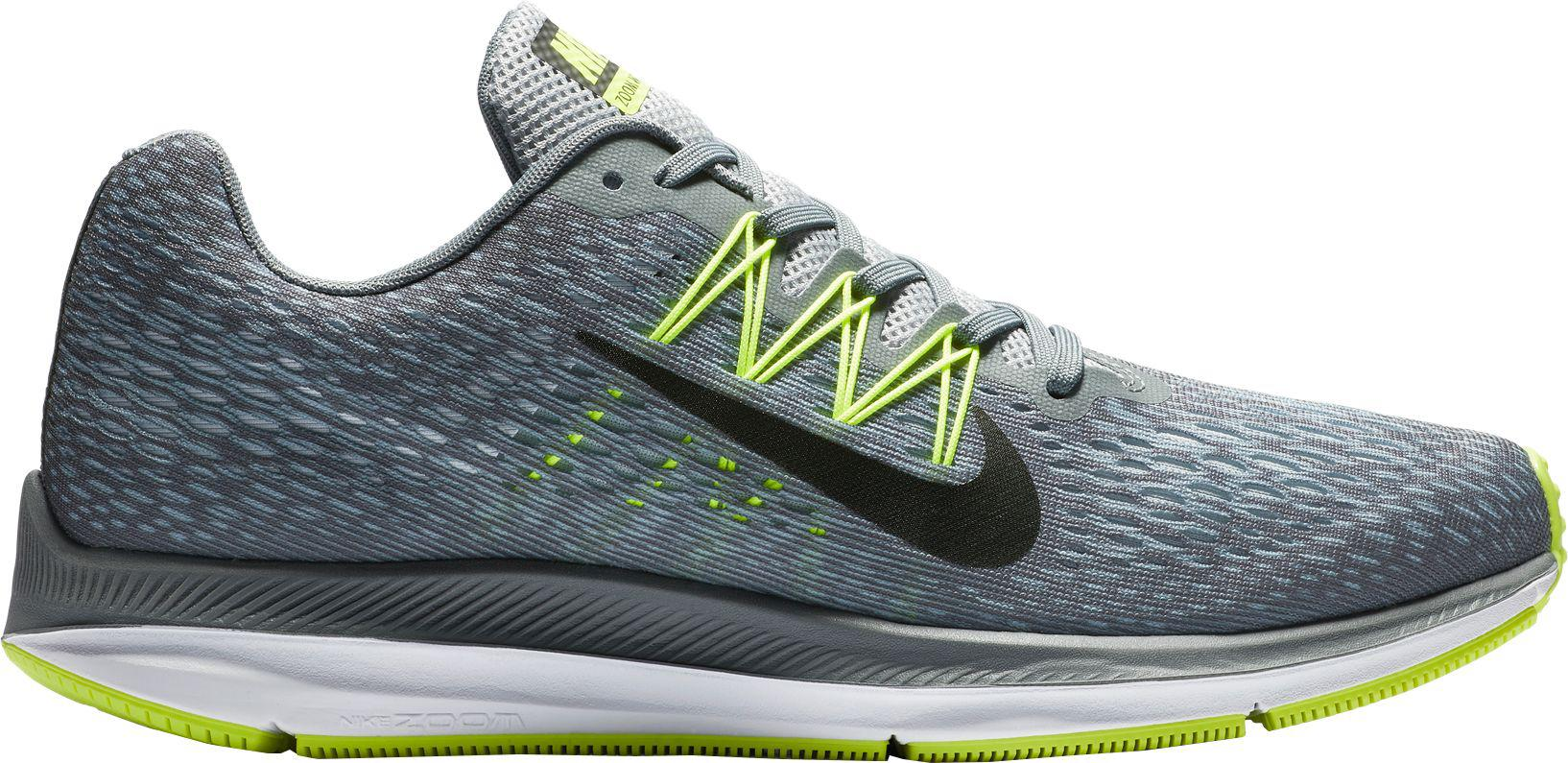 size 40 72213 2da62 Nike Air Zoom Winflo 5 Running Shoes in Gray for Men - Lyst