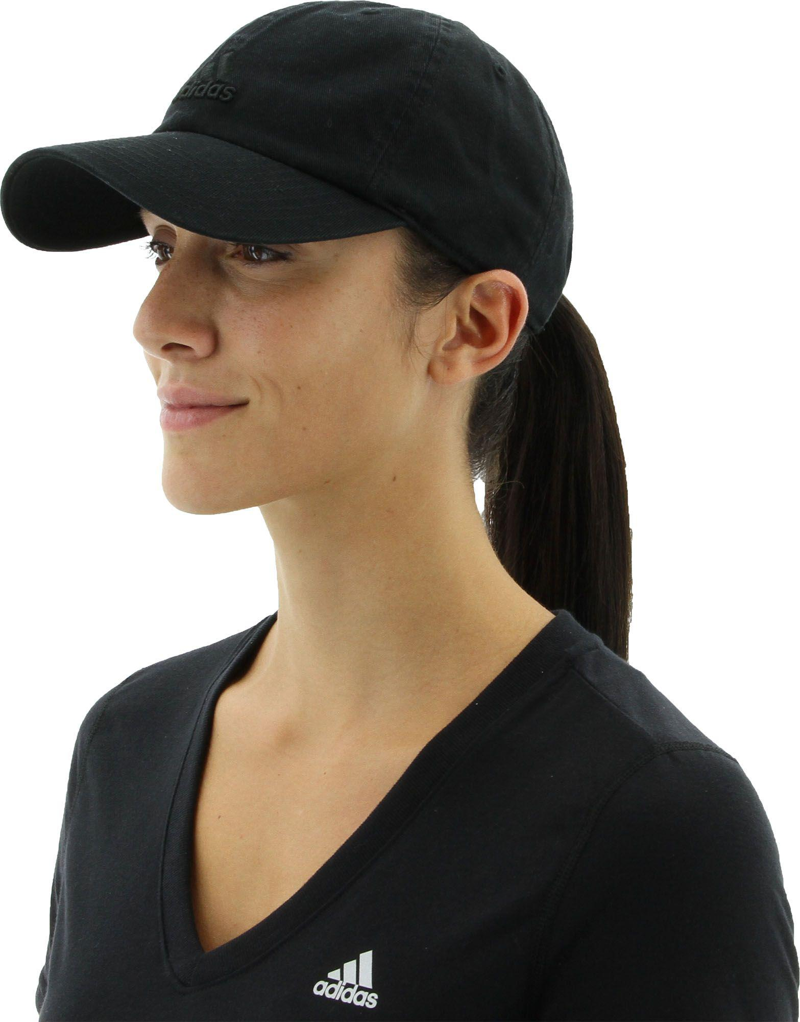 Lyst - adidas Saturday Hat in Black 69687e1d78d7
