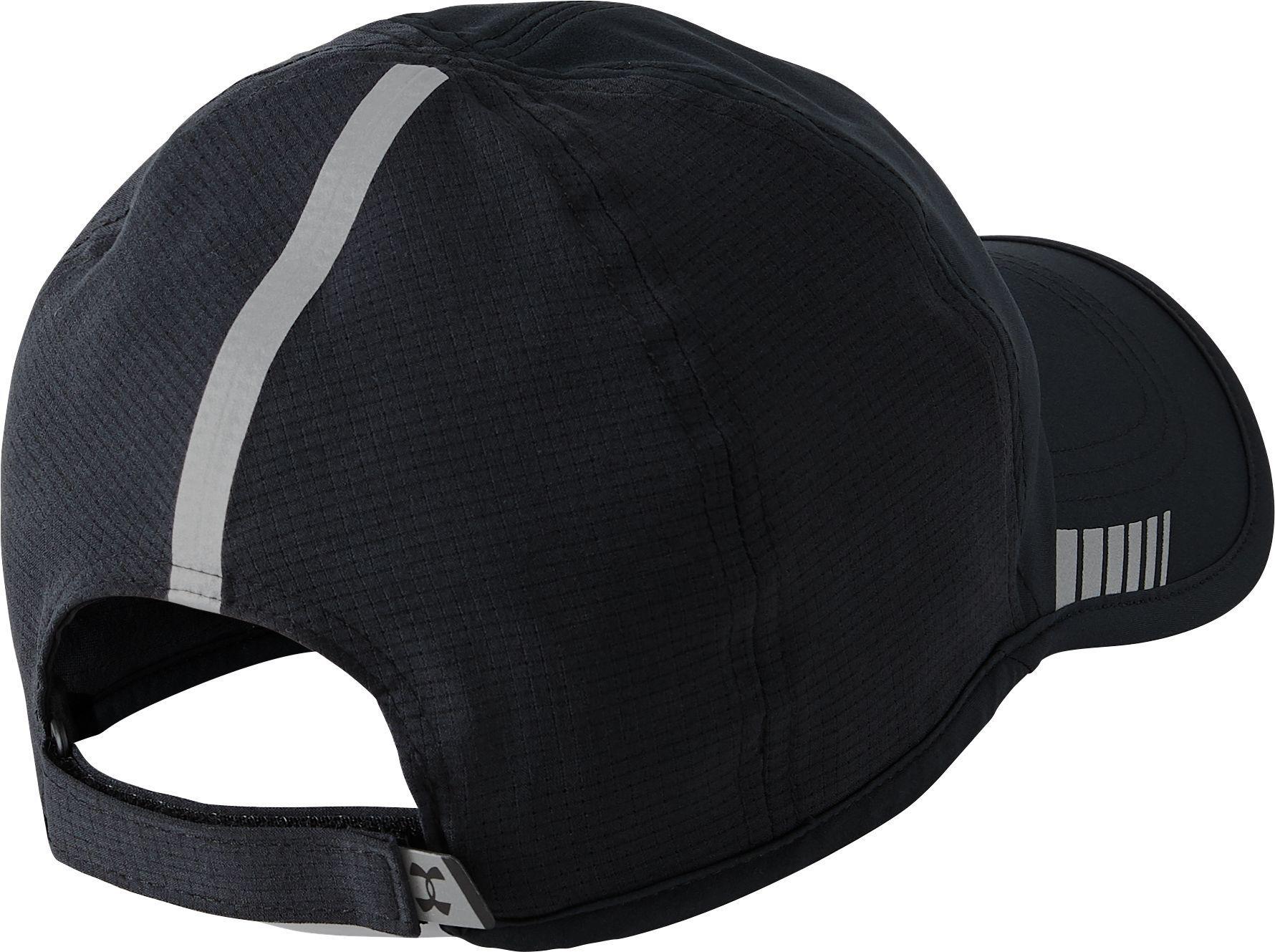 0553399852b Under Armour - Black Launch Armourvent Running Hat for Men - Lyst. View  fullscreen