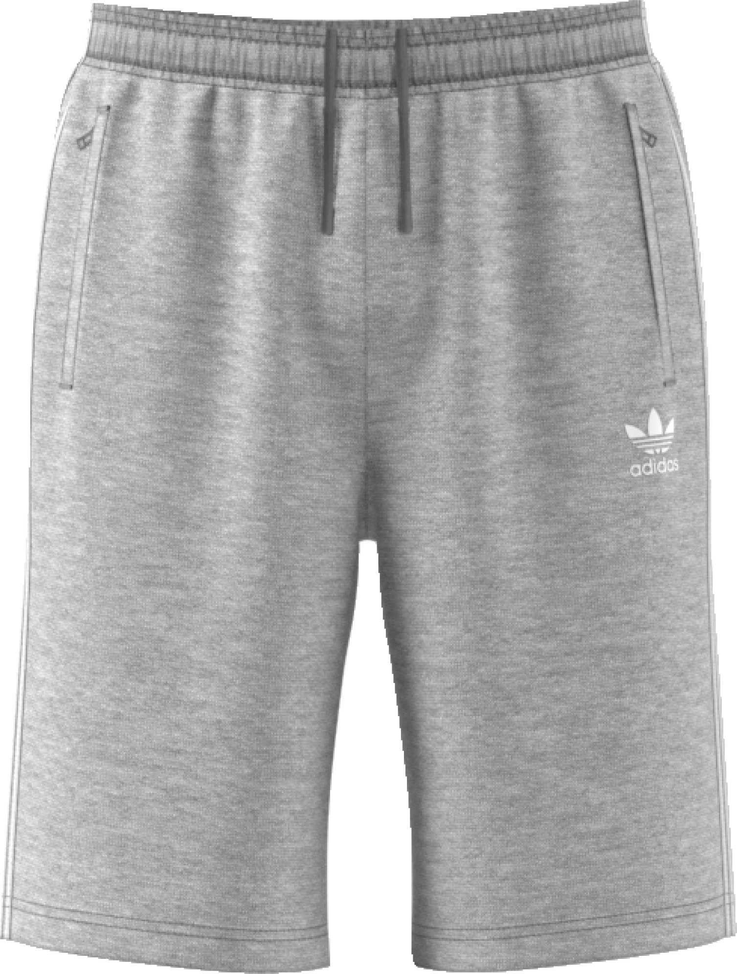 new concept 72327 7cb1d Lyst - adidas Originals 3-stripe French Terry Training Shorts in ...