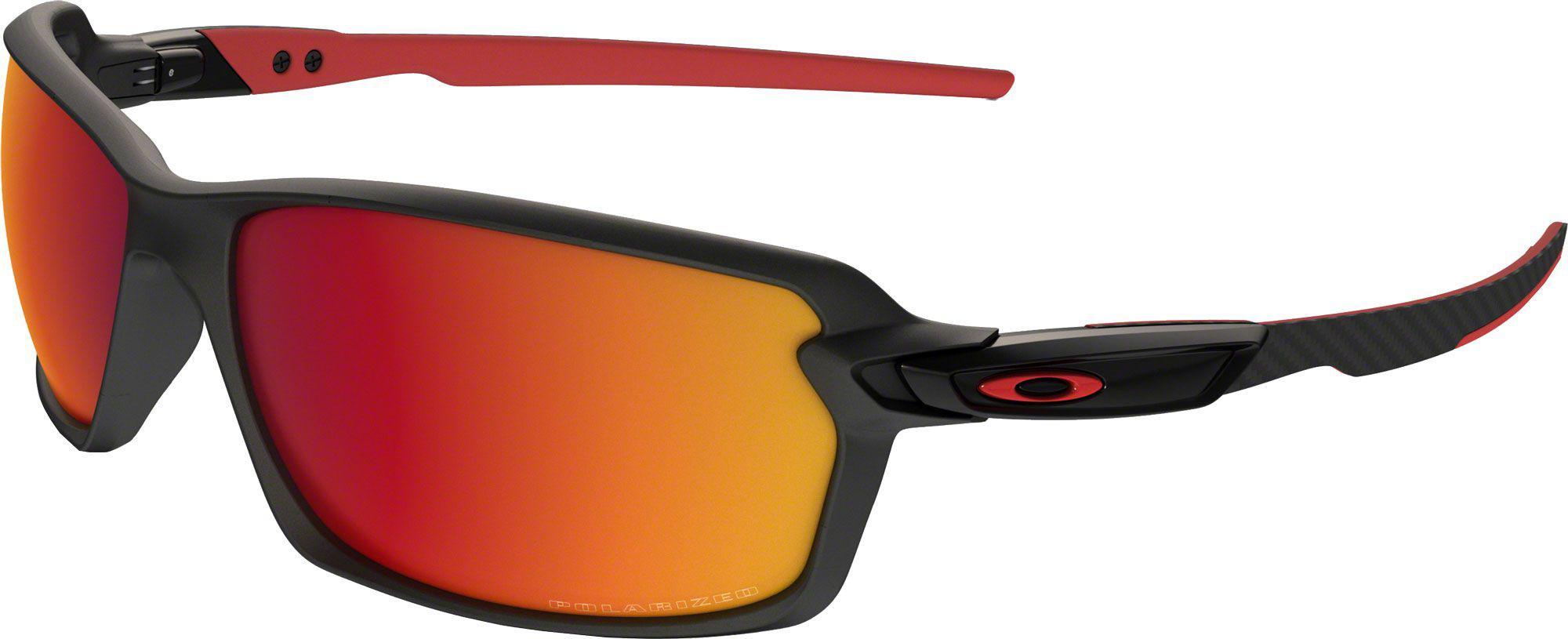e3880819d21 Lyst - Oakley Carbon Shift Polarized Sunglasses in Black for Men