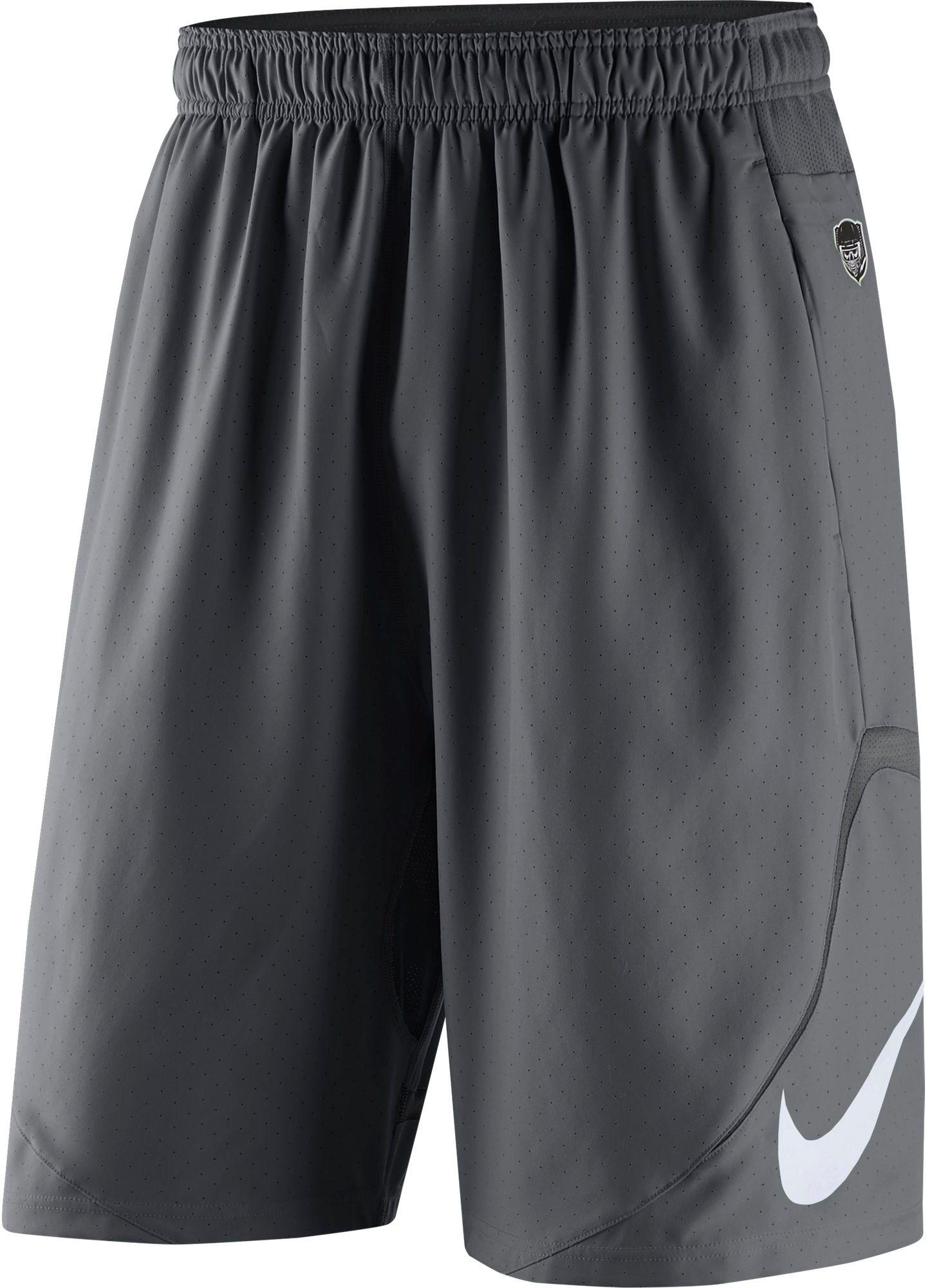 fa13ef1b9f99 Lyst - Nike Untouchable Woven Football Shorts in Gray for Men