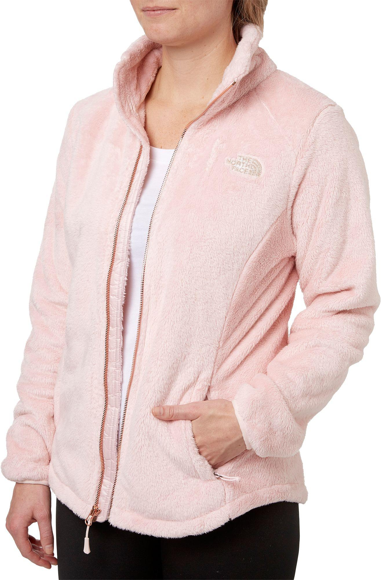 Lyst - The North Face Osito 2 Fleece Jacket in Pink e94e538ad