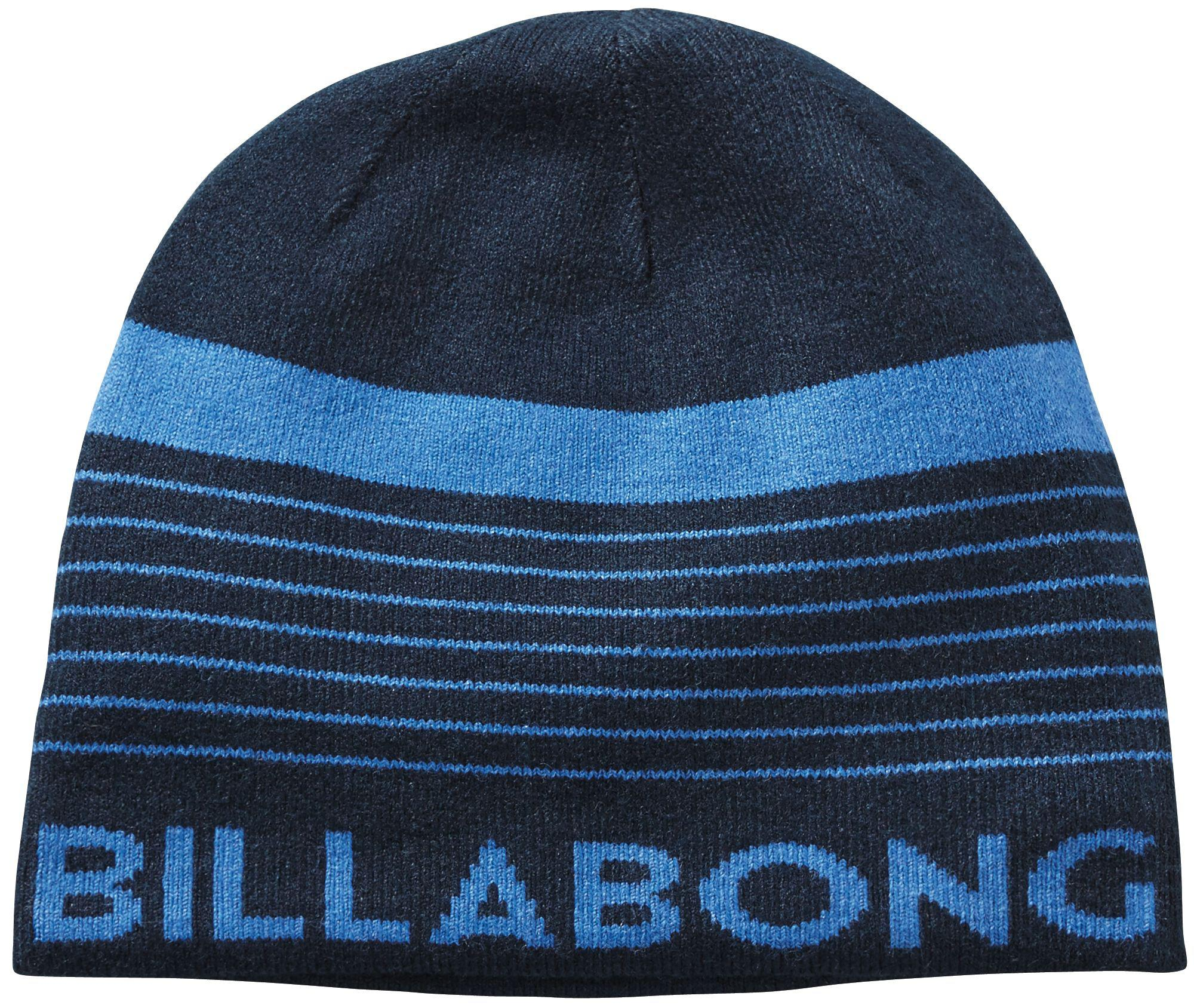 d5936fc940c8b Lyst - Billabong Grange Reversible Beanie in Blue for Men