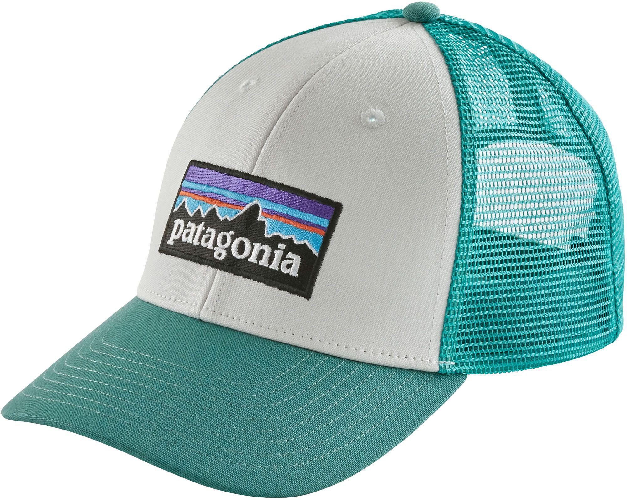 Lyst - Patagonia P-6 Lopro Trucker Hat in Green for Men 6658316fc4c0