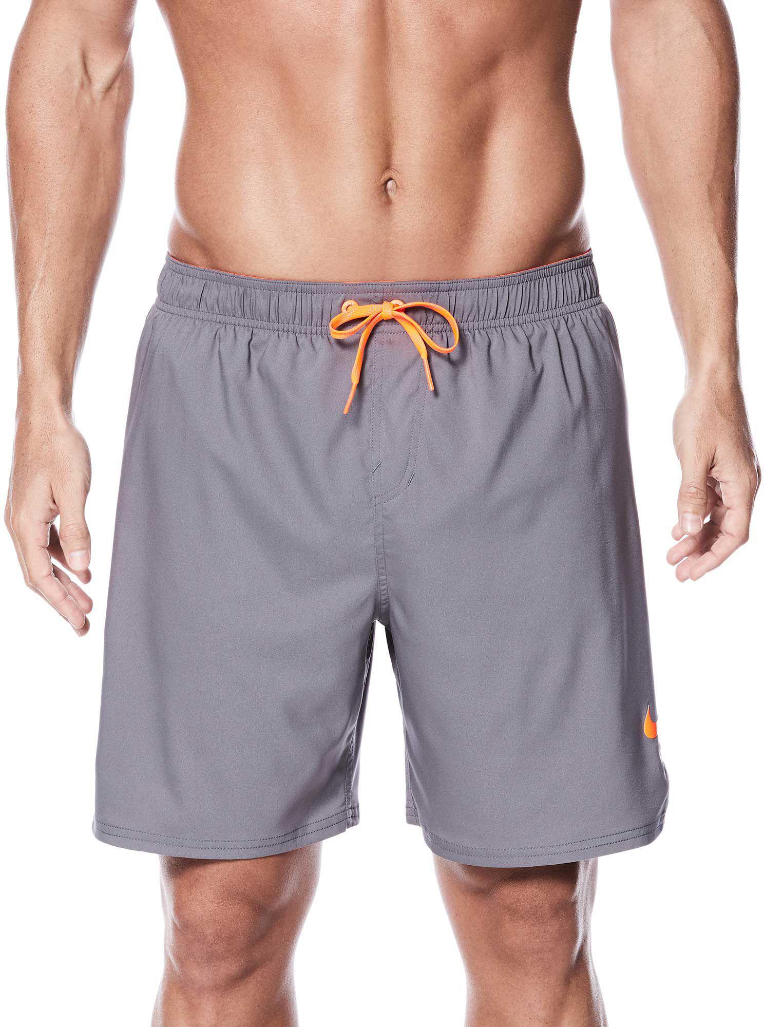 f84ba7c88b Nike Solid Vital Swim Trunks for Men - Lyst