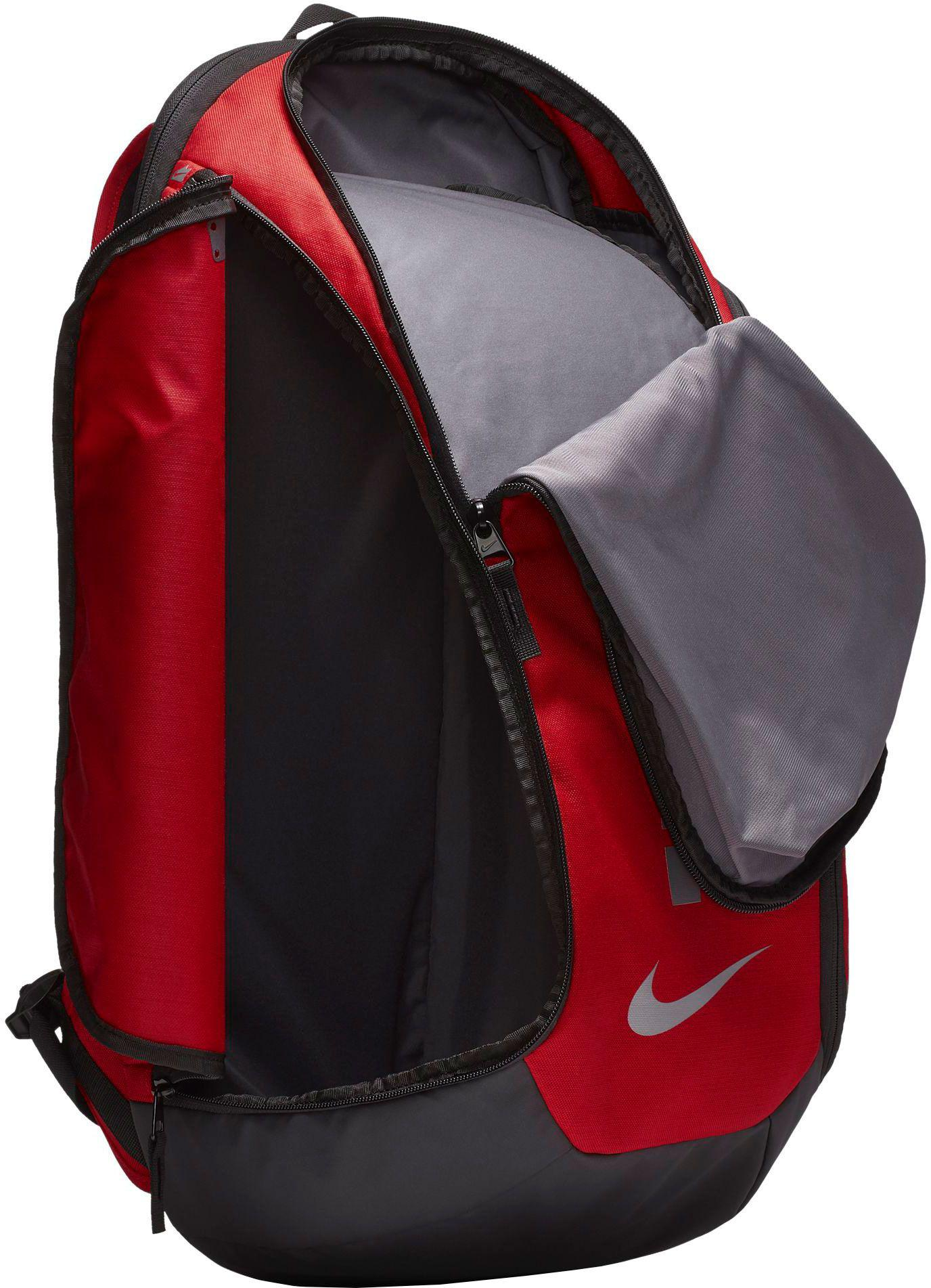 5ec5b875f6 Lyst - Nike Hoops Elite Pro Basketball Backpack in Red for Men
