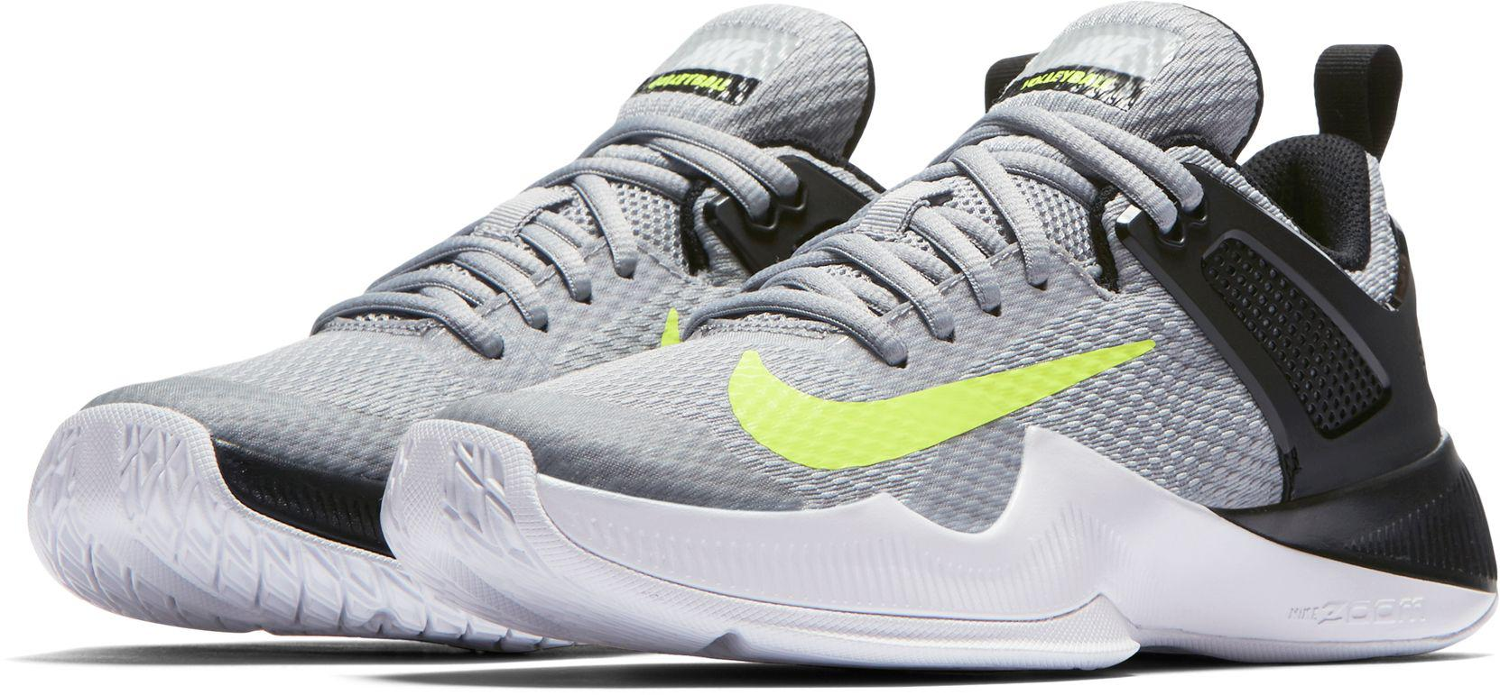 80b157924c4e3 Lyst - Nike Air Zoom Hyperace Volleyball Shoes in Gray for Men