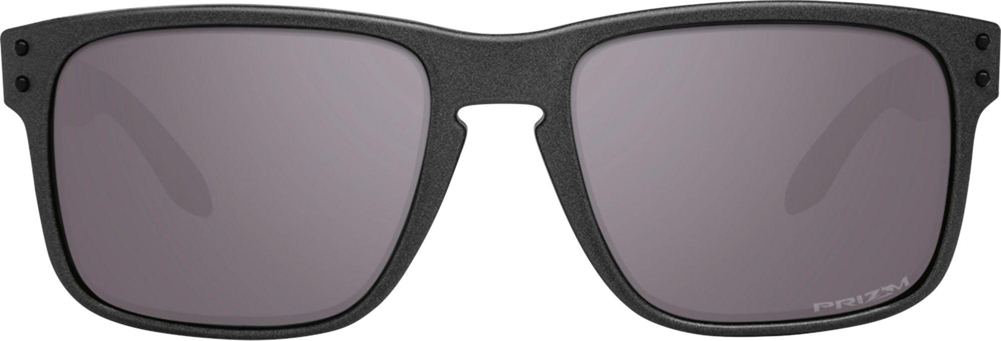 136cf86513 Oakley - Gray Holbrook Prizm Daily Polarized Steel Collection Sunglasses  for Men - Lyst. View fullscreen