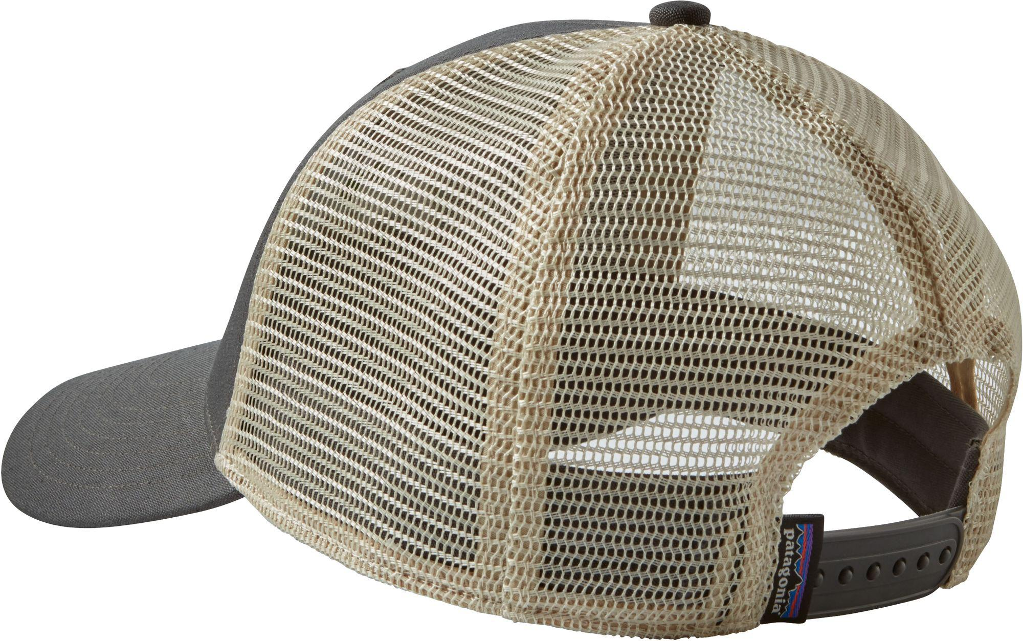 1dd848139 Patagonia Eat Local Upstream Lopro Trucker Hat in Gray for Men - Lyst