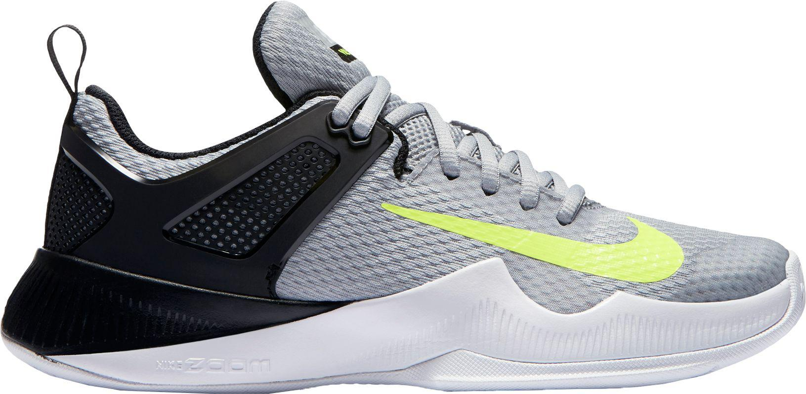 cad31fd252f01e ... Lyst Nike Air Zoom Hyperace Volleyball Shoes in Gray for Men