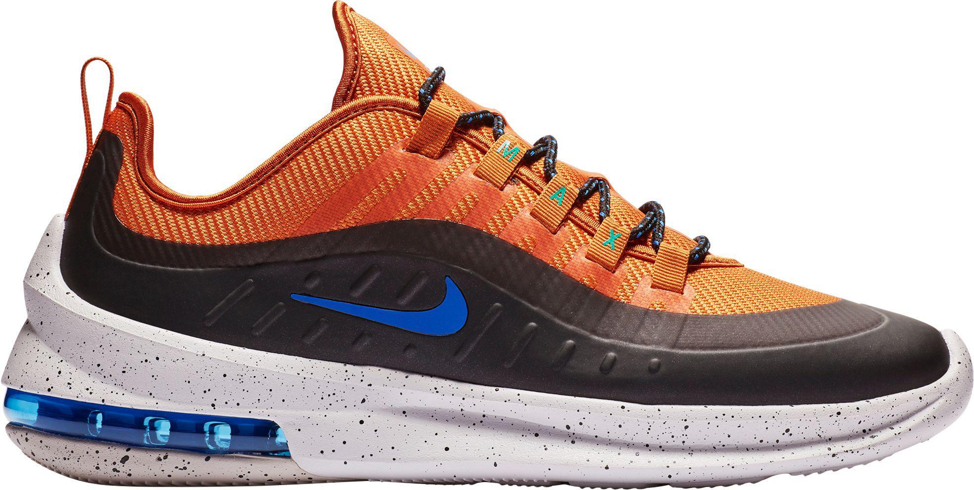 promo code e7197 8b5aa Nike Air Max Axis Premium Shoes in Orange for Men - Lyst