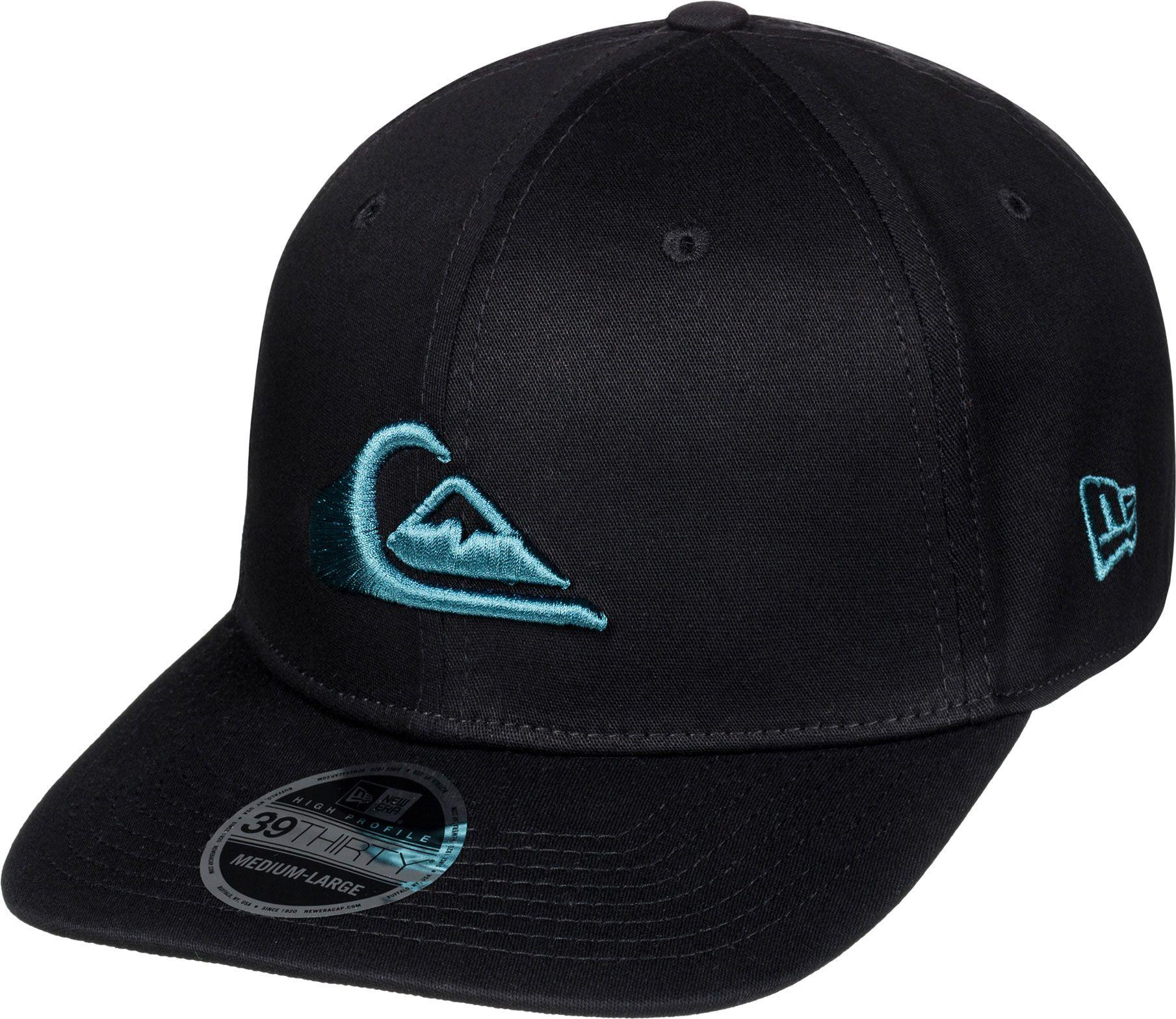 detailed look 1db79 8ea85 ... promo code for lyst quiksilver mountain wave new era hat in blue for men  954b2 6c7b5