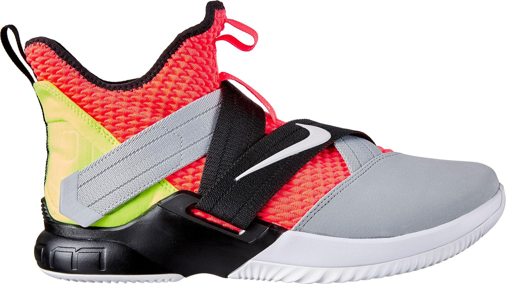 74e06d1059c3 Nike - Multicolor Zoom Lebron Soldier Xii Sfg Basketball Shoes for Men -  Lyst