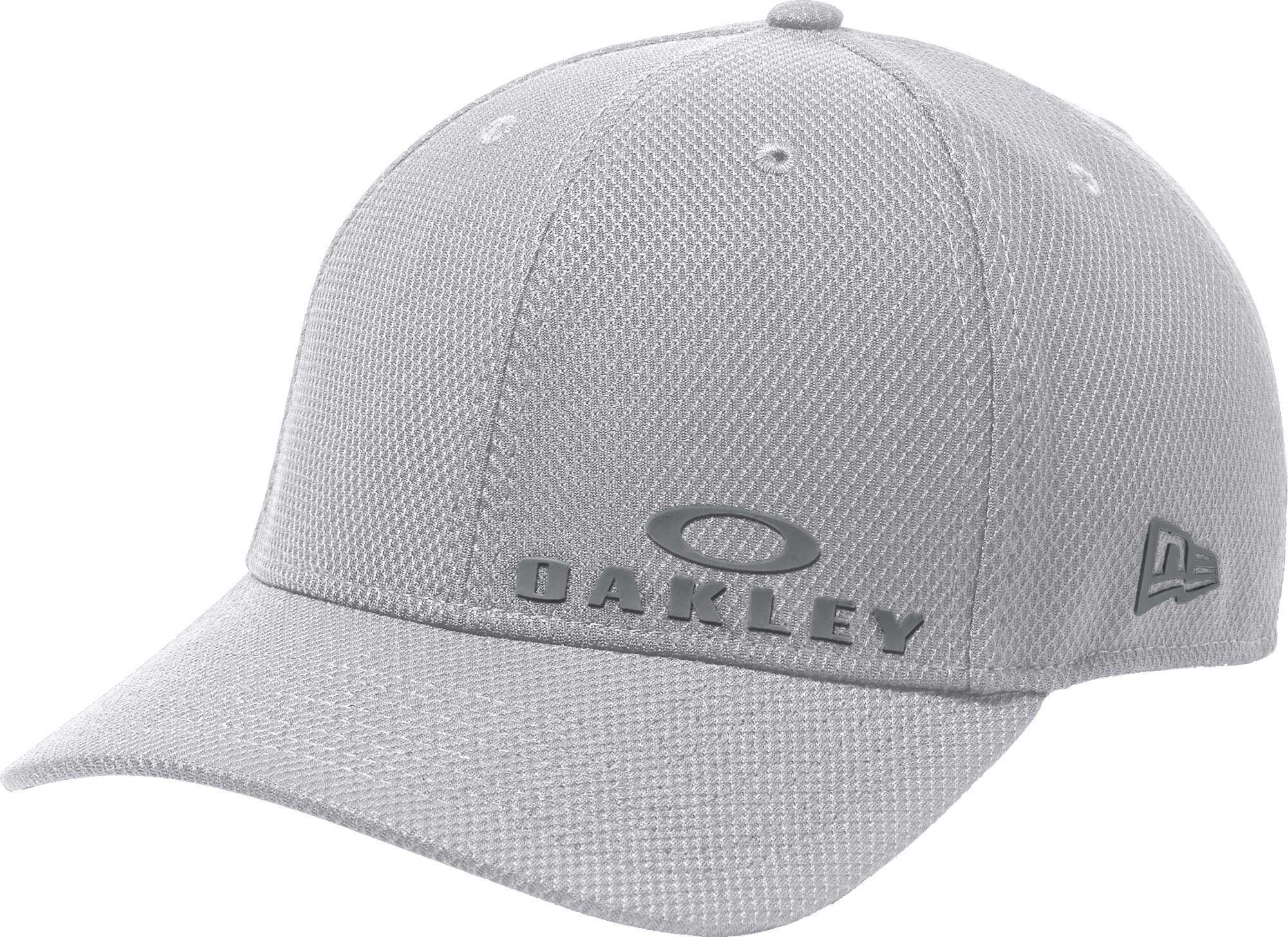af117017819 Lyst - Oakley Diamond New Era Golf Hat in Gray for Men