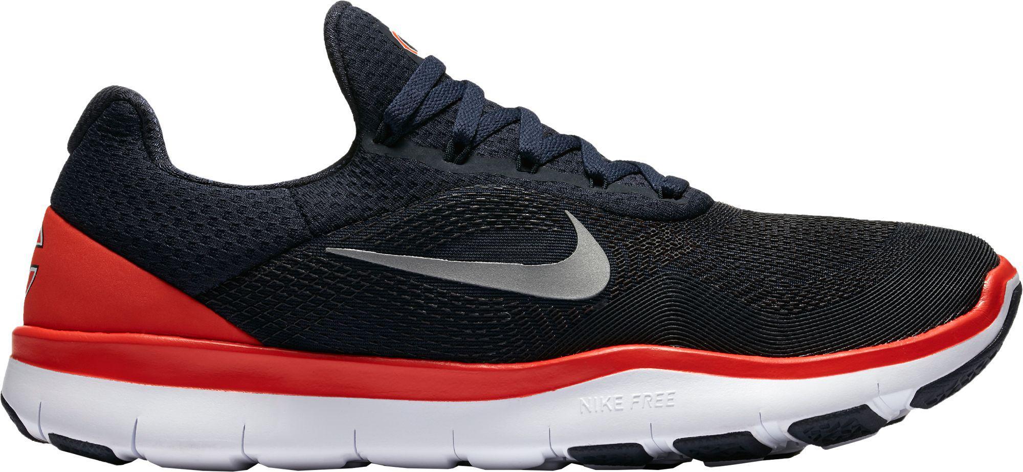 cheaper 02c17 4689a Nike - Blue Free Trainer V7 Nfl Bears Training Shoes for Men - Lyst