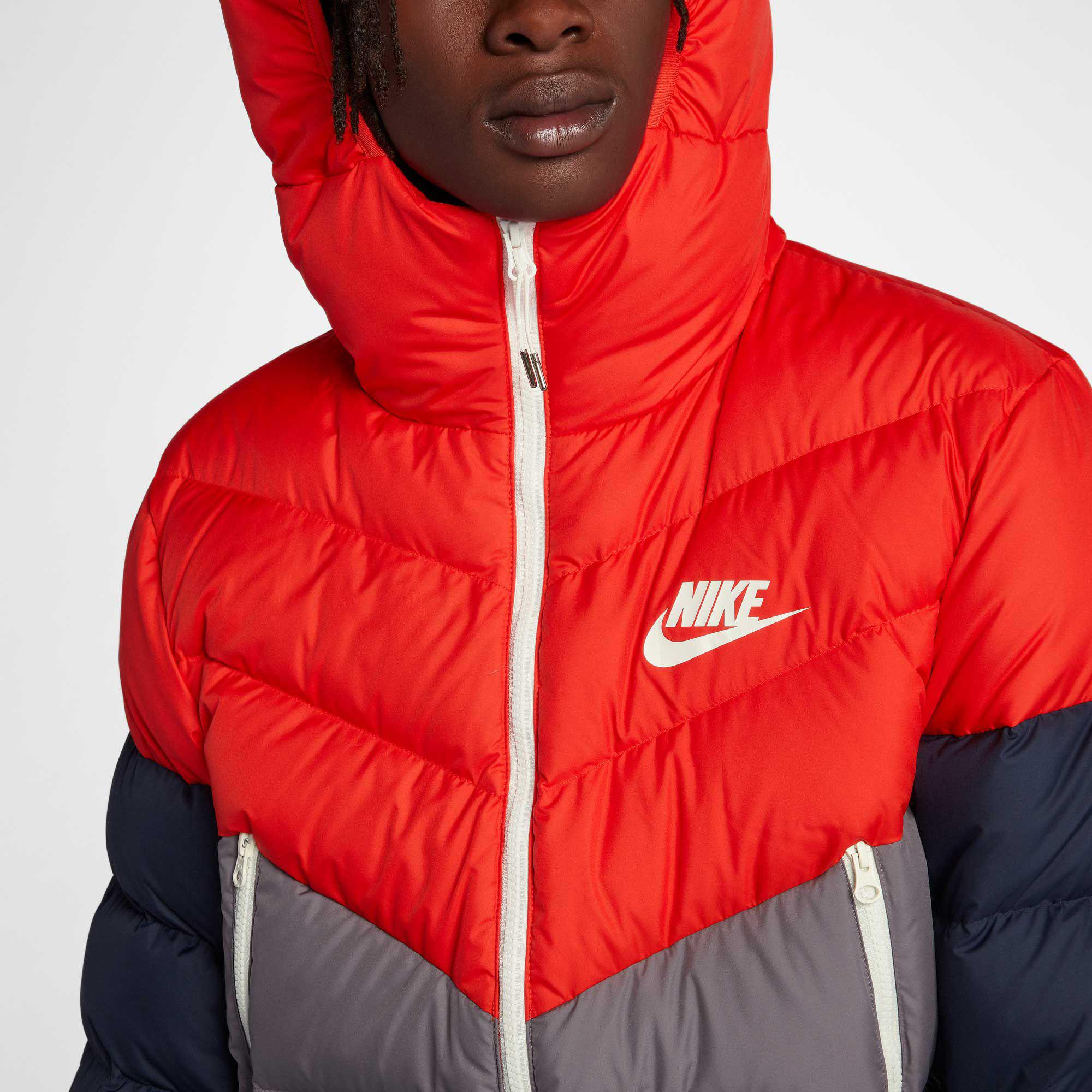 74b8898b580d Nike - Multicolor Sportswear Windrunner Down Jacket for Men - Lyst