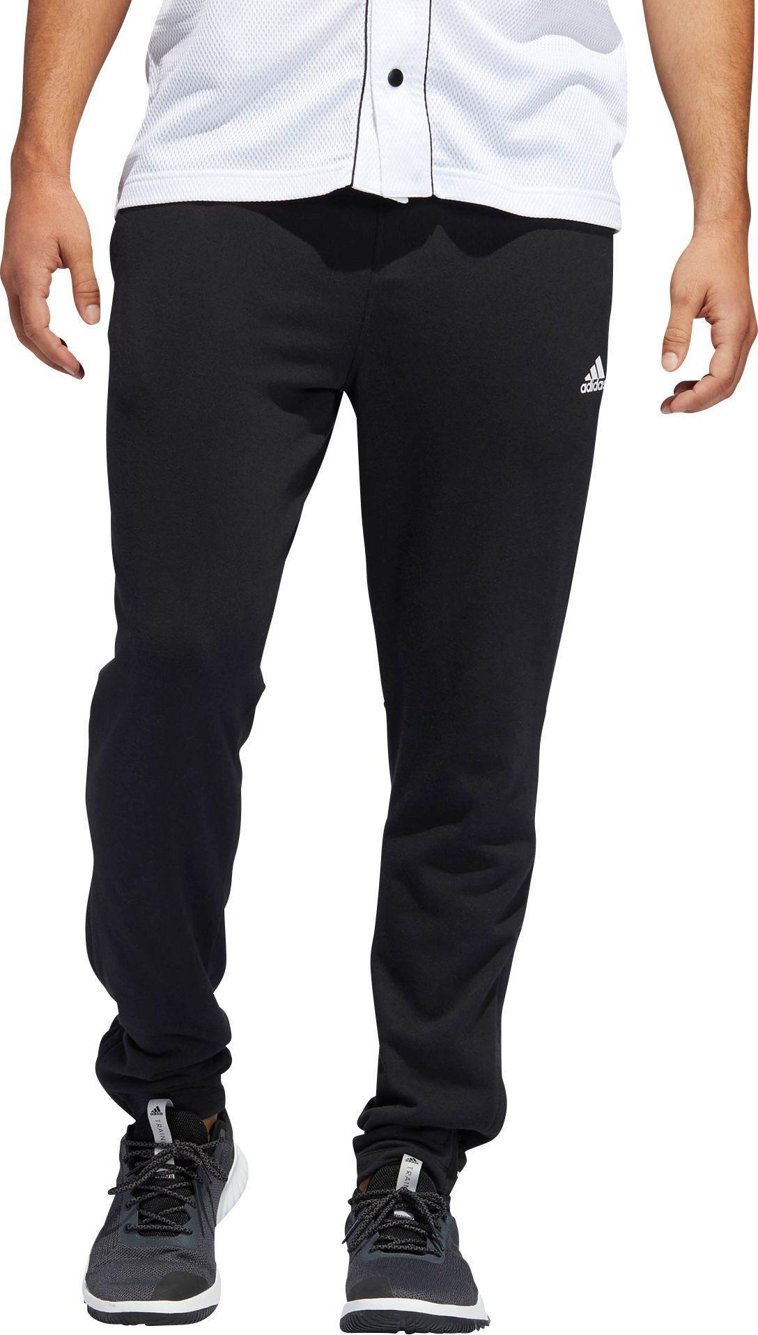 meet 00fb8 3d3b5 adidas. Men s Black Sport 2 Street Pants