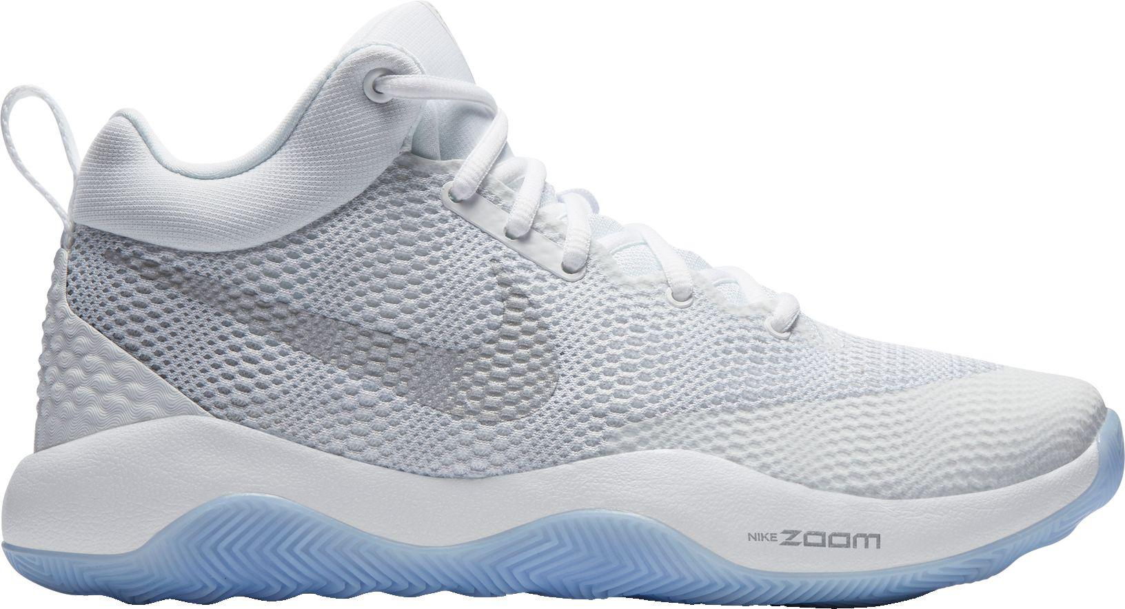 b6c14a171a25 Lyst - Nike Zoom Rev 2017 Basketball Shoes in White for Men