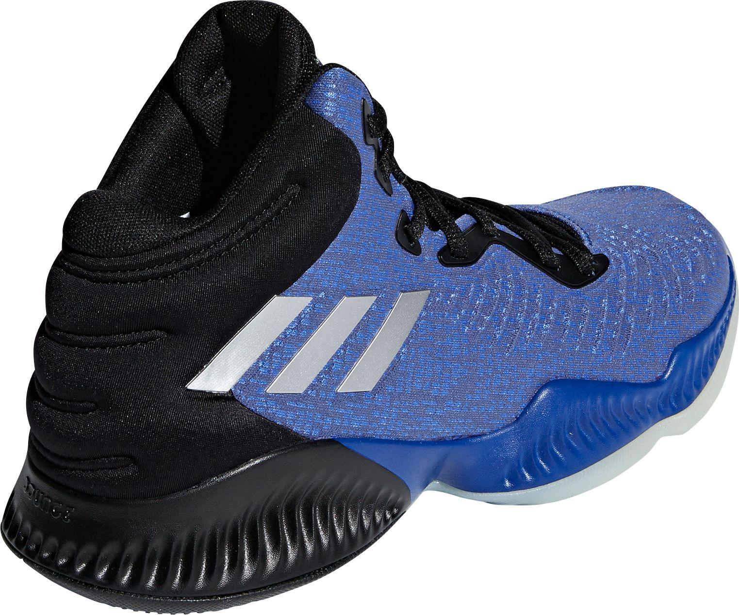 433b2ba171 ... new arrival 8ee6e f3c76 Adidas - Blue Mad Bounce 2018 Basketball Shoes  for Men - Lyst