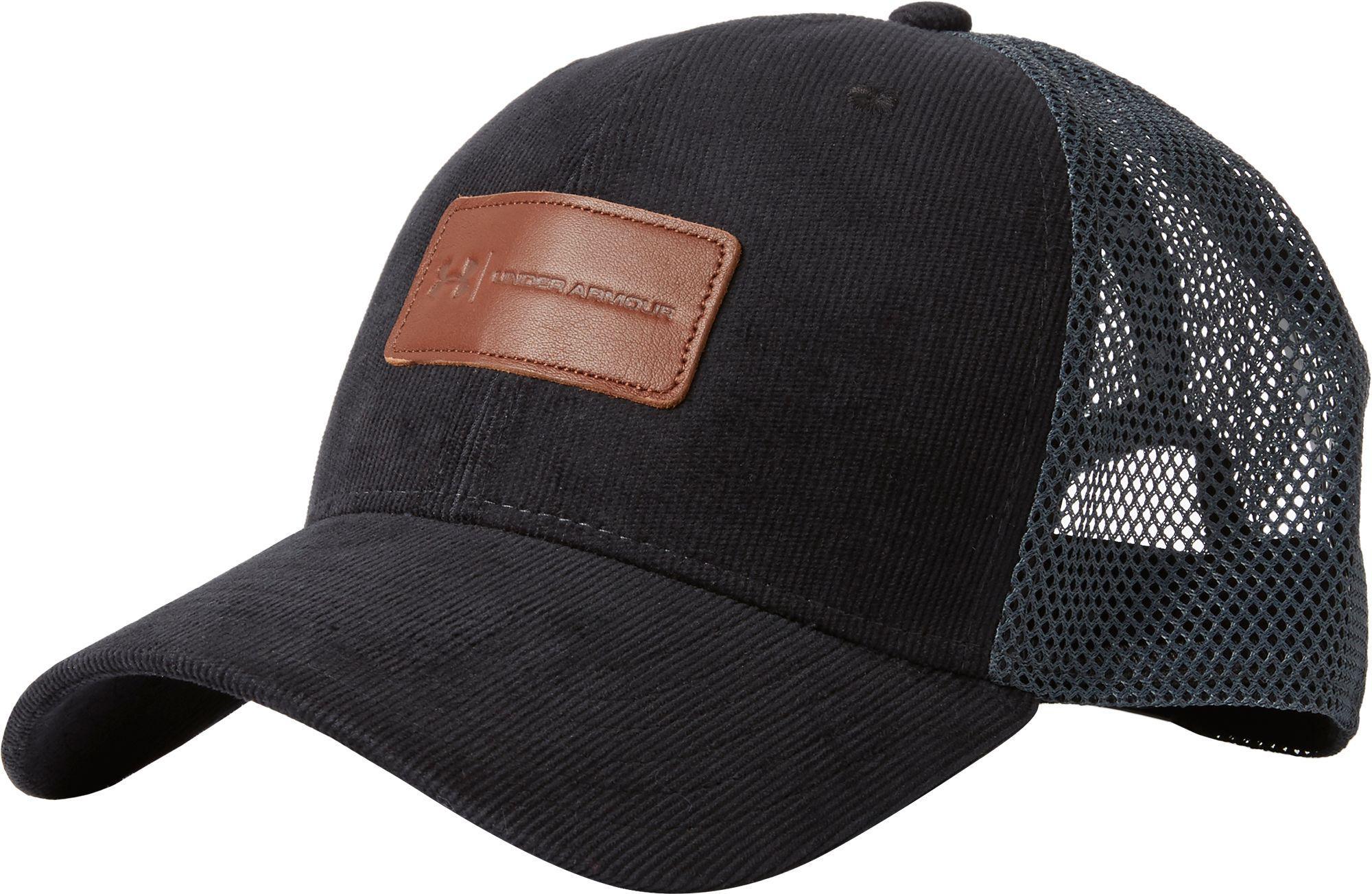 6d7322683d4 Lyst - Under Armour Odp Trucker Hat in Black for Men