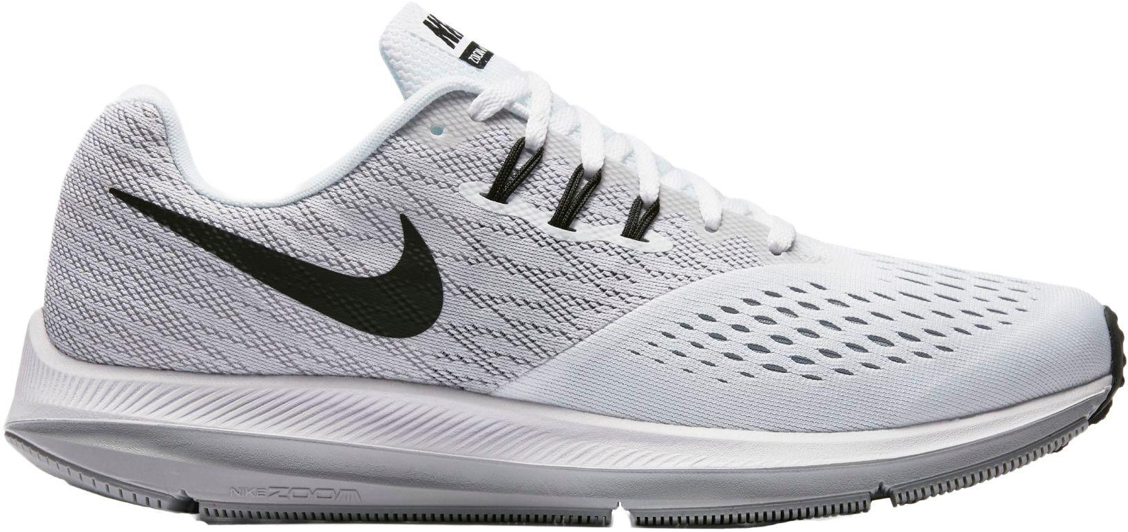 new style c22fd 4e522 Nike - White Air Zoom Winflo 4 Running Shoes for Men - Lyst