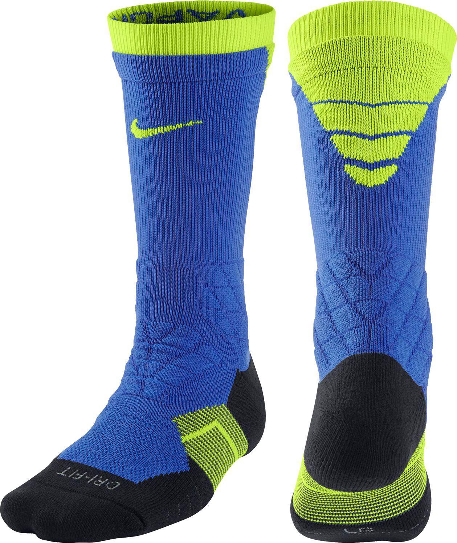f8d451357451 Lyst - Nike Dri-fit 2.0 Vapor Elite Crew Football Socks in Blue for Men