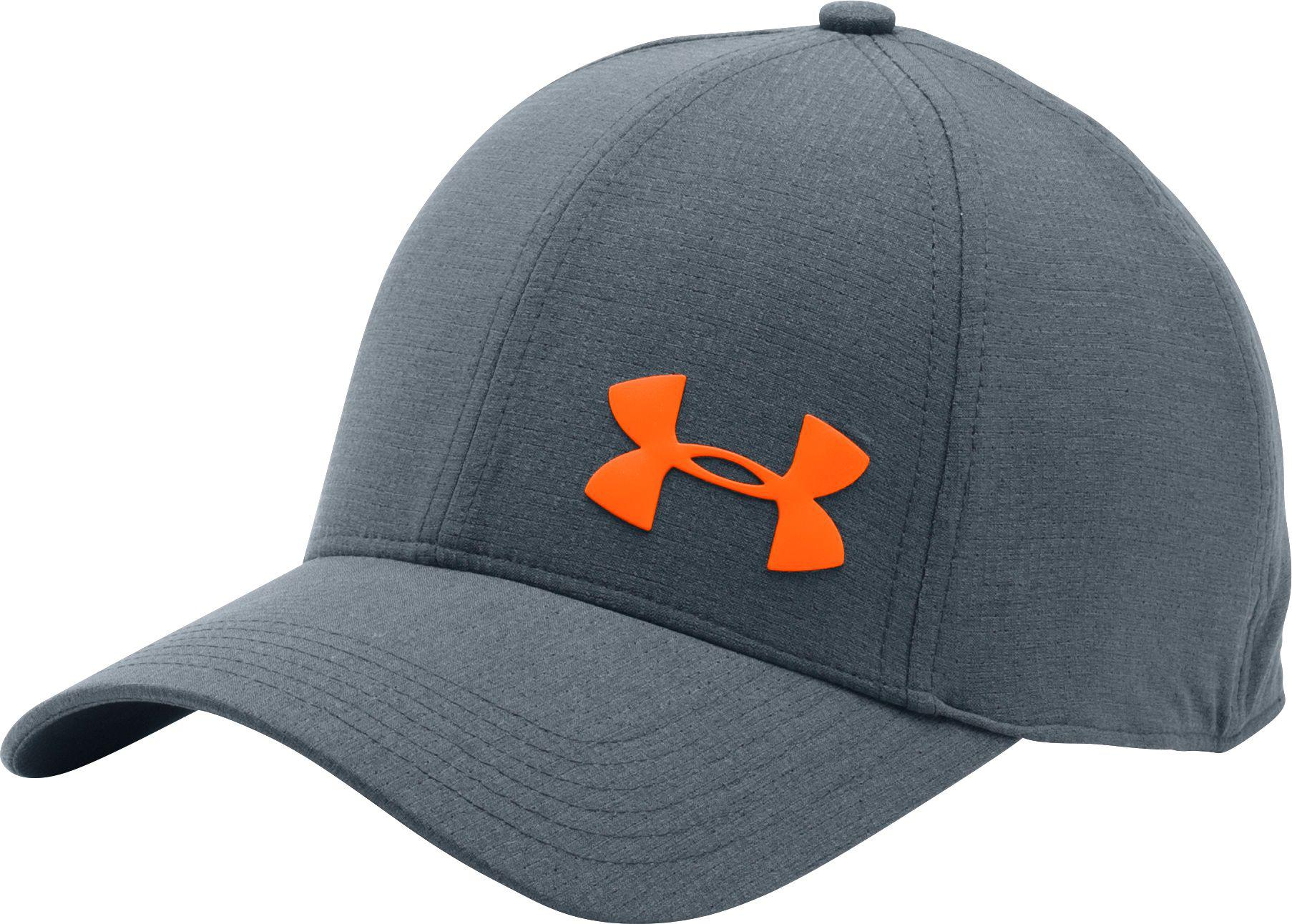 Lyst - Under Armour Airvent Core Hat in Gray for Men f621181f5e5