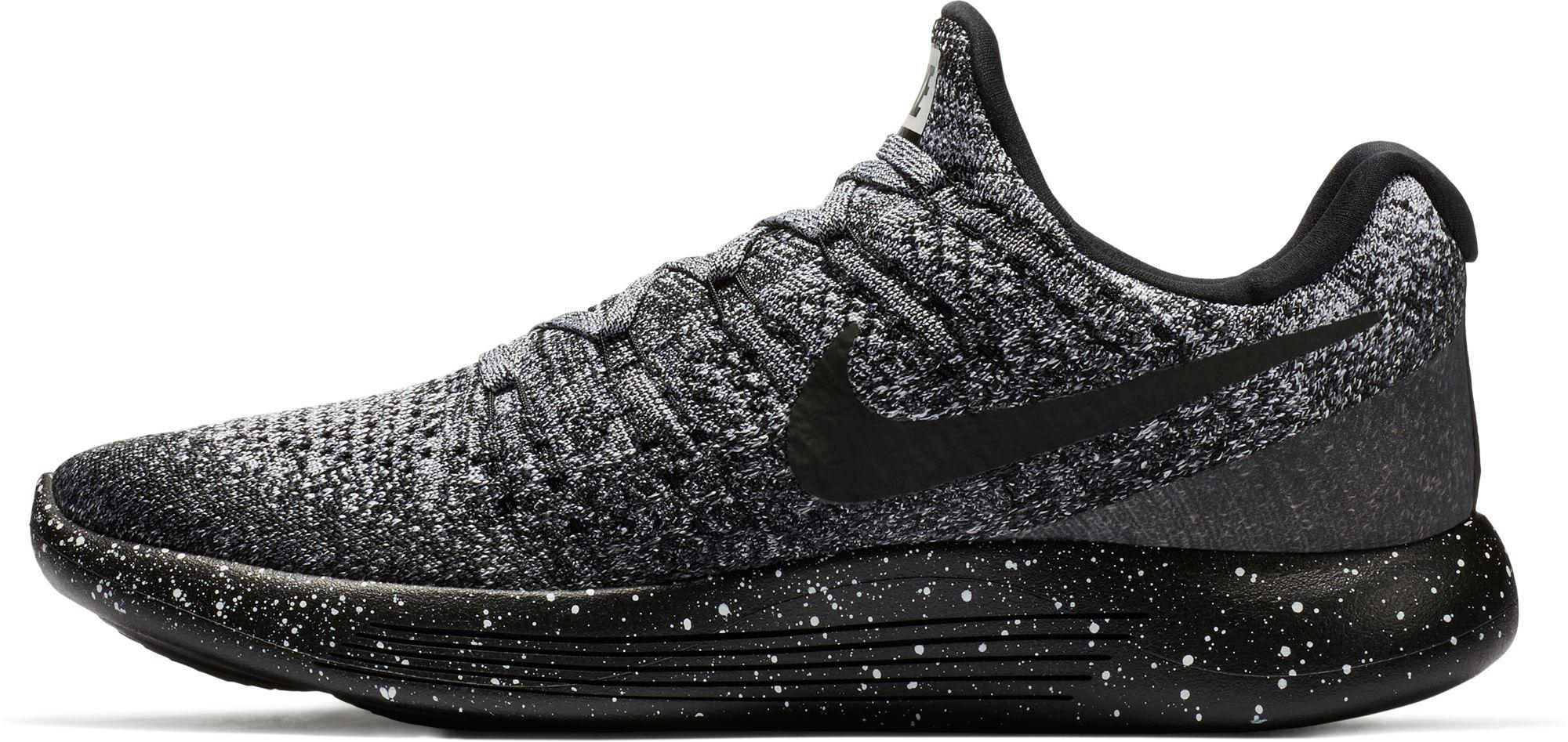 ... Nike - Black Lunarepic Low Flyknit 2 Running Shoes for Men - Lyst ...