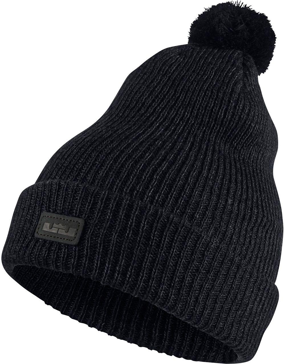 64183816 Nike Lebron Xii Knit Hat in Black for Men - Lyst