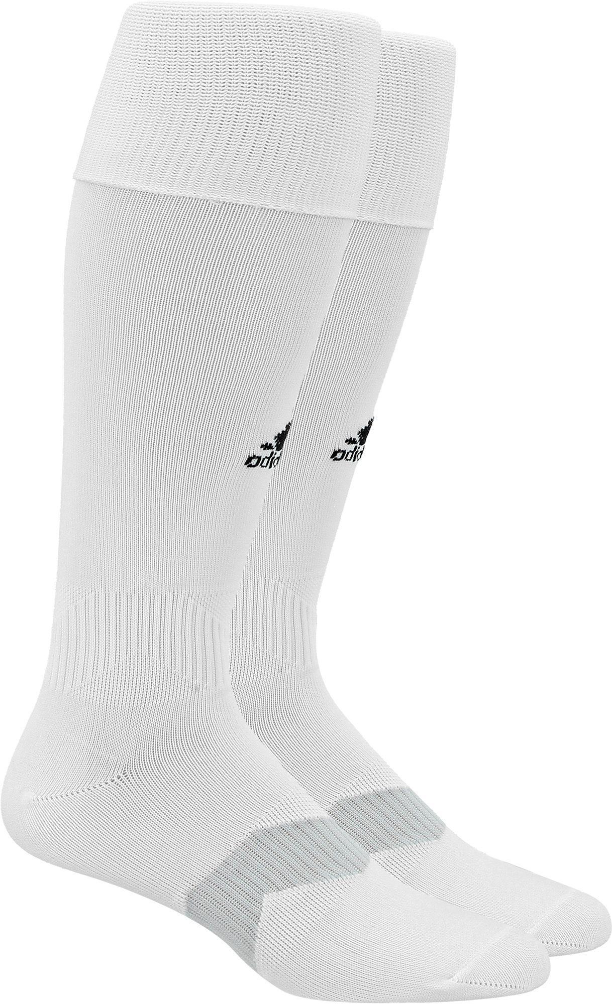 f9ac7ed0b adidas Metro Iv Otc Soccer Socks in White for Men - Lyst