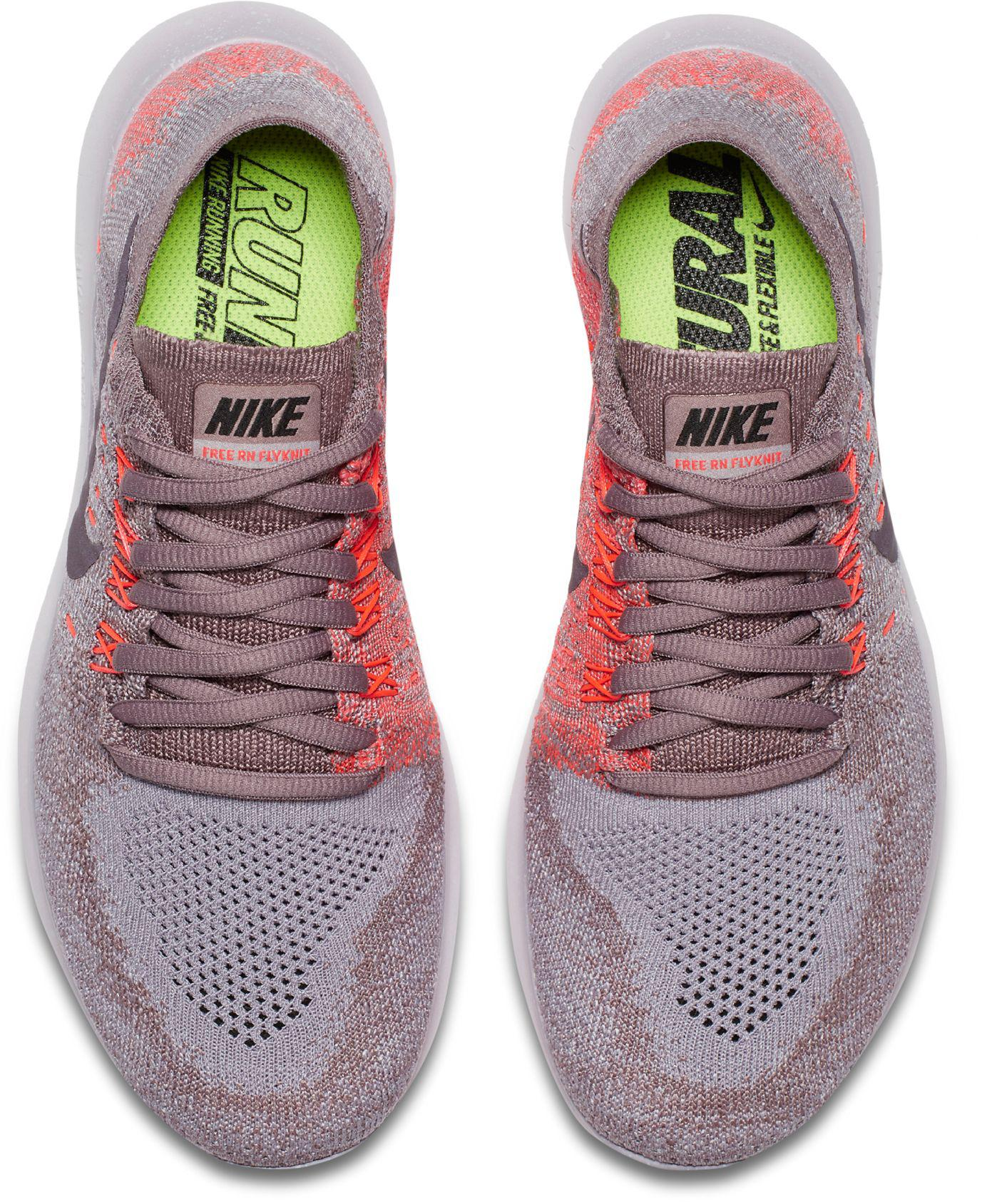 uk availability 80a79 d4f47 Nike - Multicolor Free Rn Flyknit 2017 Running Shoes - Lyst