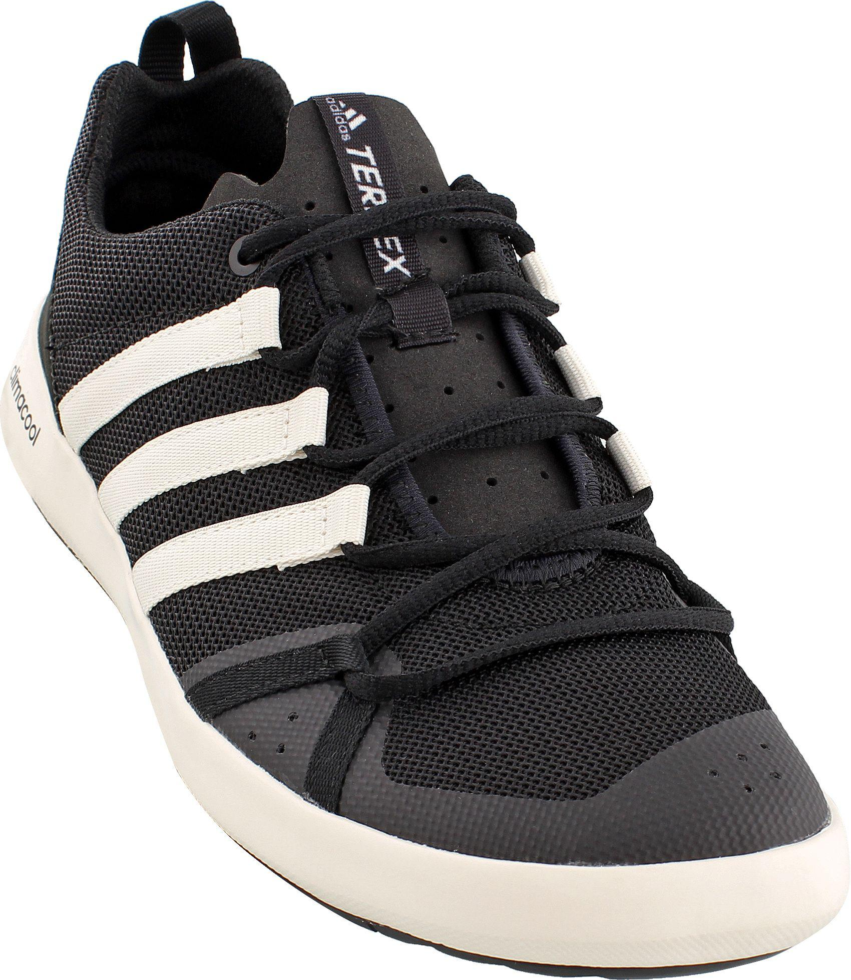 fcd70440d6aff3 Lyst - adidas Outdoor Terrex Climacool Boat Shoes in Black for Men