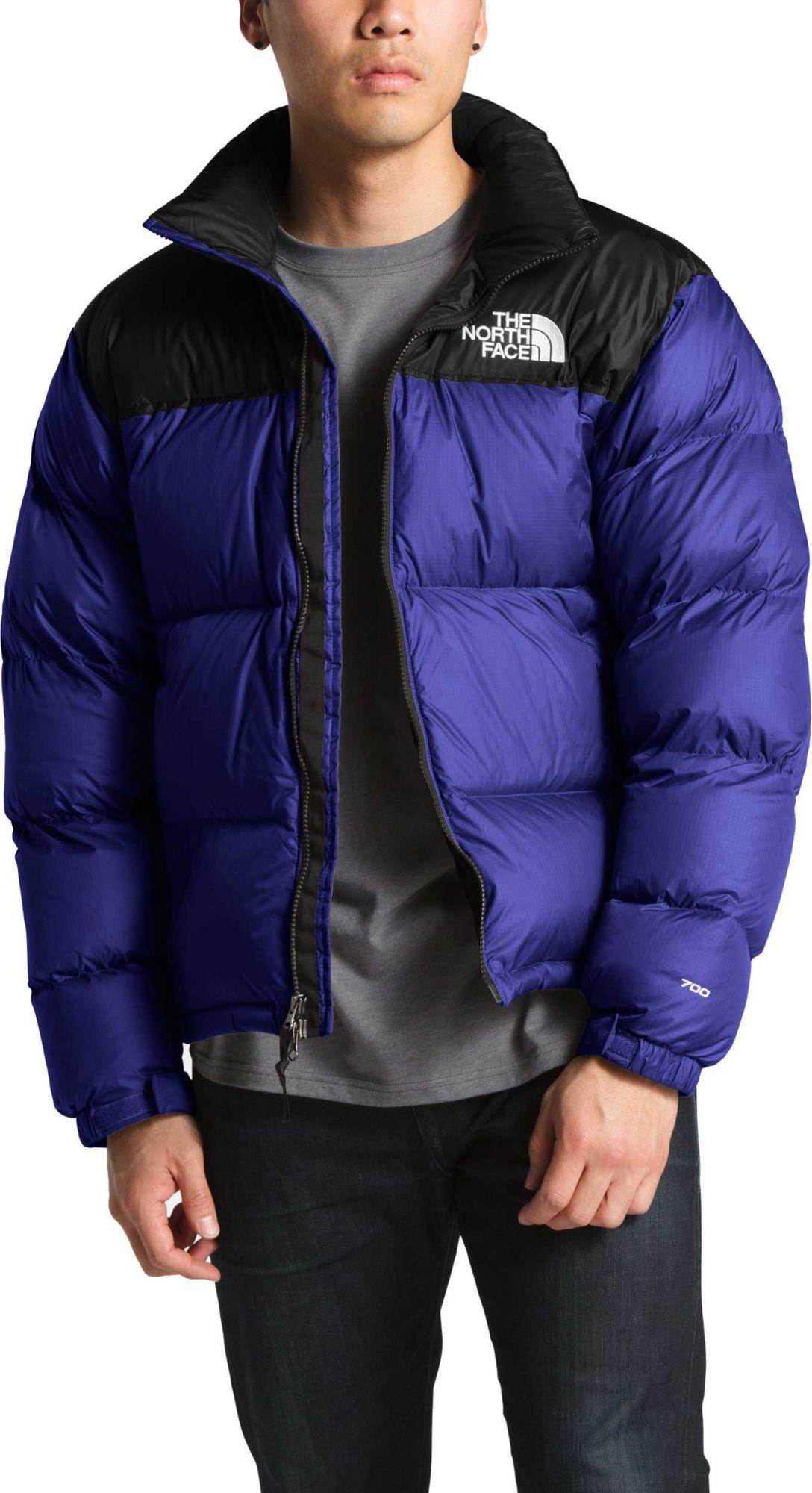 Lyst - The North Face 1996 Retro Nuptse Jacket in Blue for Men ... 8bf7e763c
