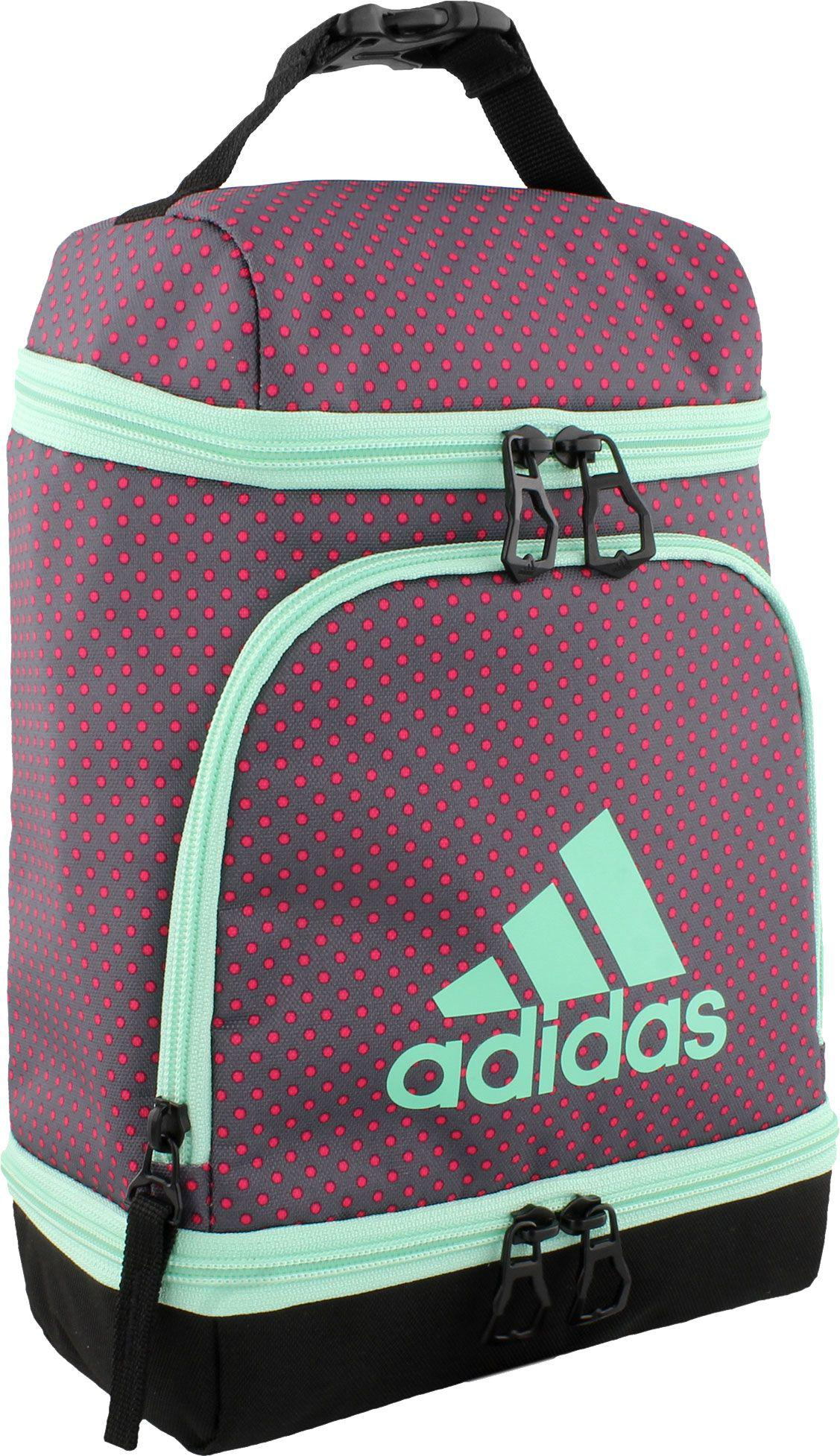 Adidas Pink Excel Lunch Bag Lyst View Fullscreen