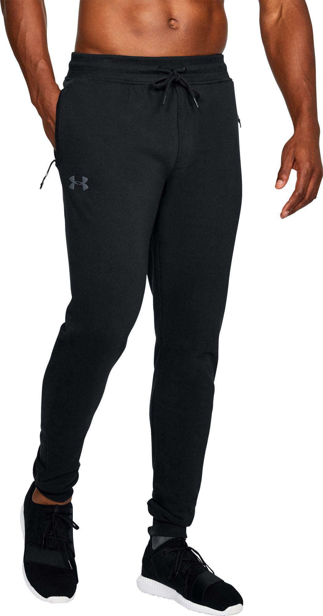 af77ccd66 Shorts & Trousers Trousers Under Armour Mens Threadborne Stacked Jogger