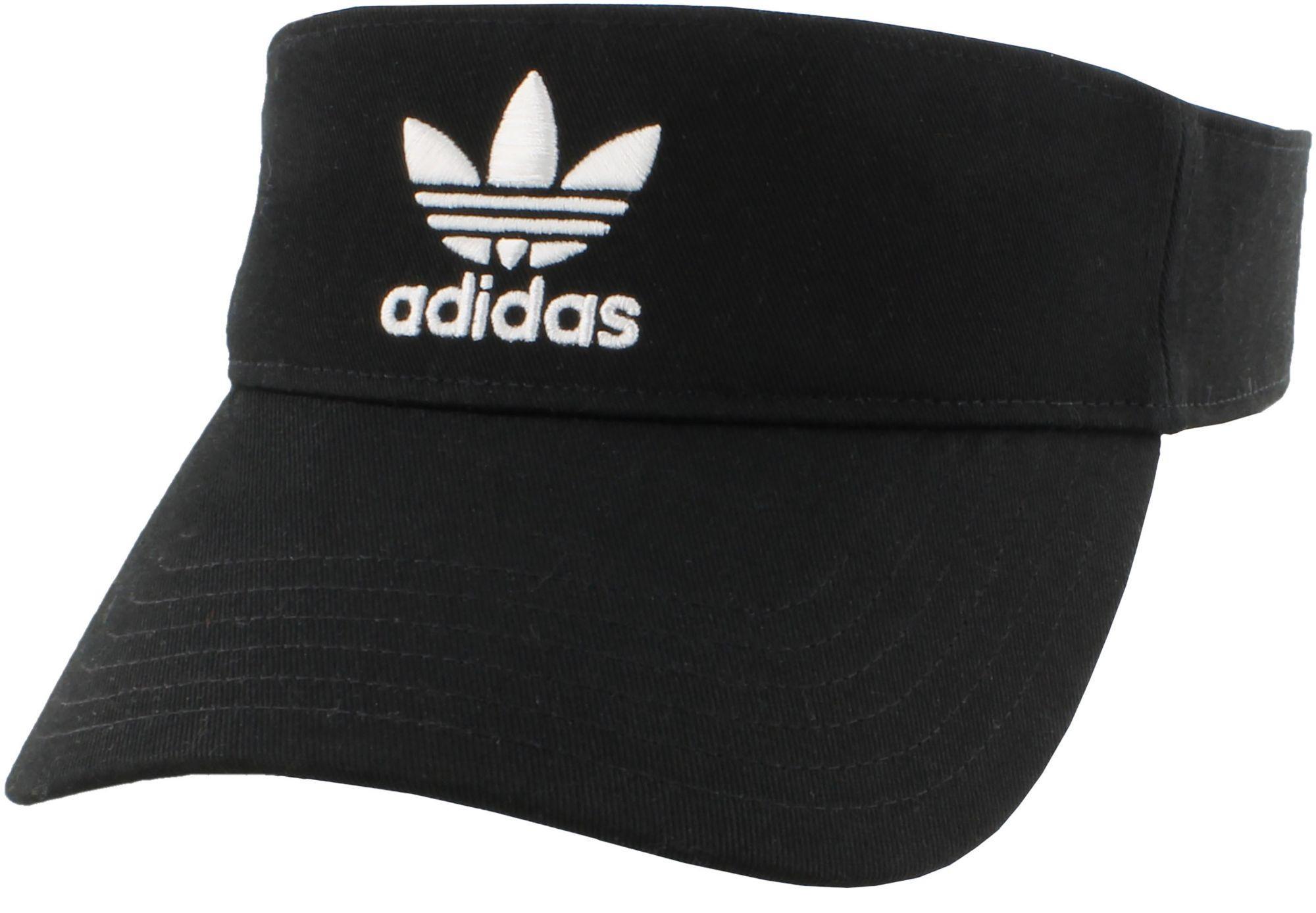 e69b1bb4709 Adidas - Black Originals Relaxed Modern Visor for Men - Lyst. View  fullscreen